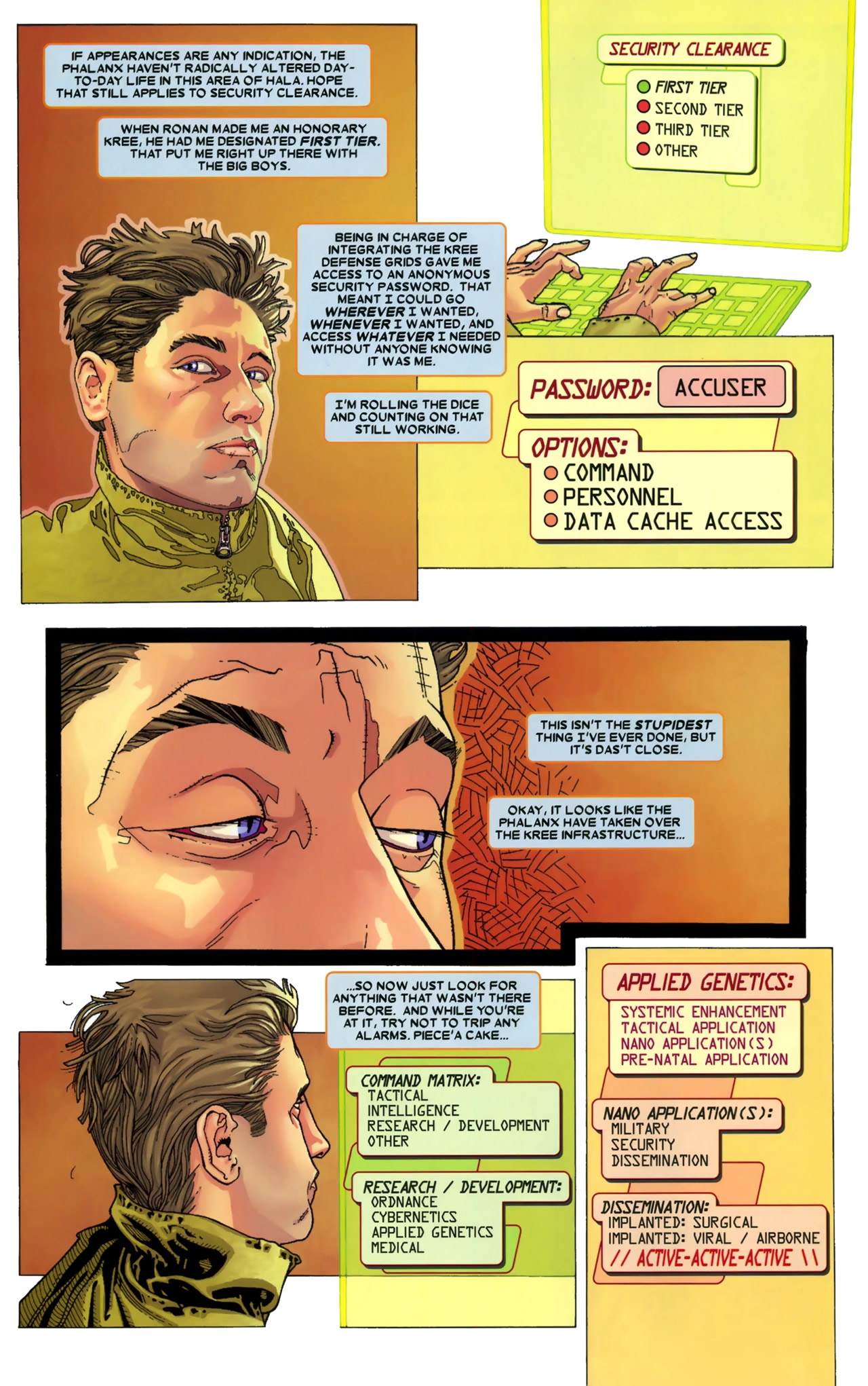 Read online Annihilation: Conquest - Starlord comic -  Issue #3 - 5