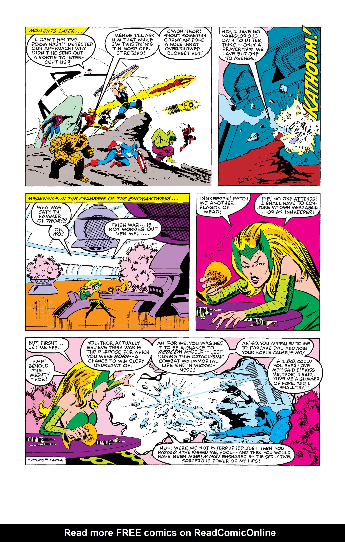 Read online Secret Wars (1985) comic -  Issue #8 - 3