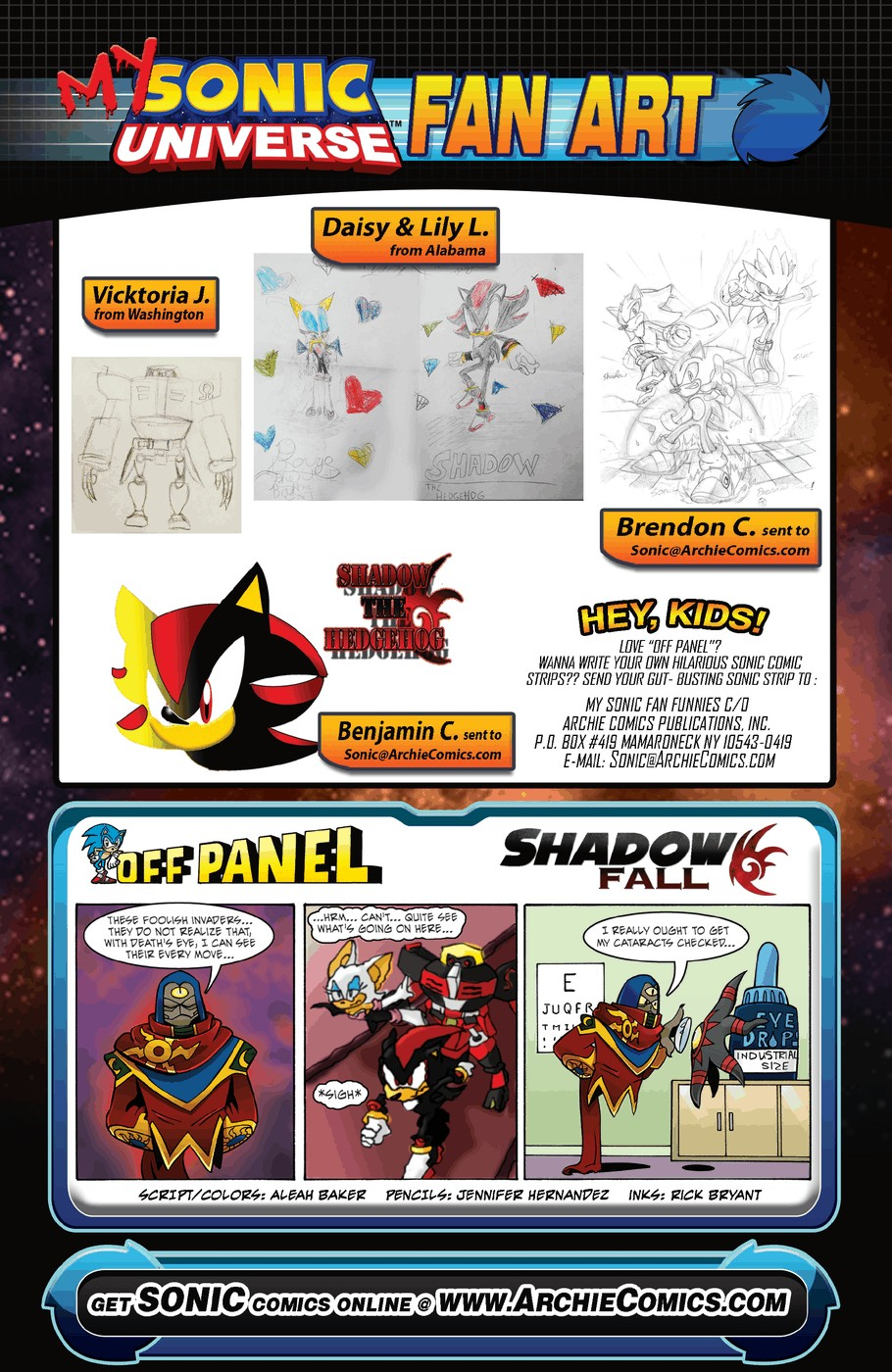 Read online Sonic Universe comic -  Issue #60 - 24