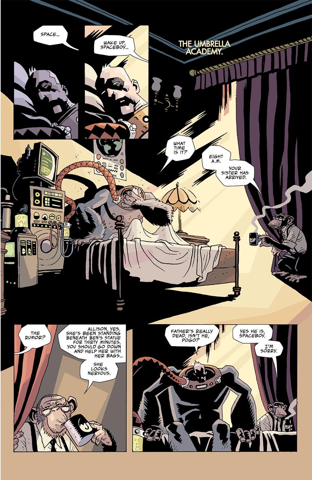 The Umbrella Academy: Apocalypse Suite issue 2 - Page 2