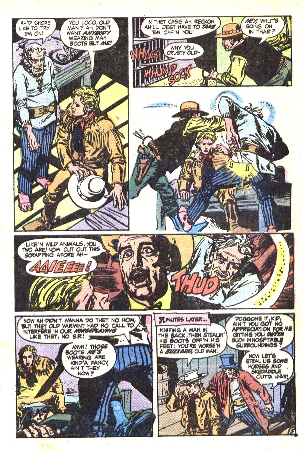 Read online All-Star Western (1970) comic -  Issue #8 - 7