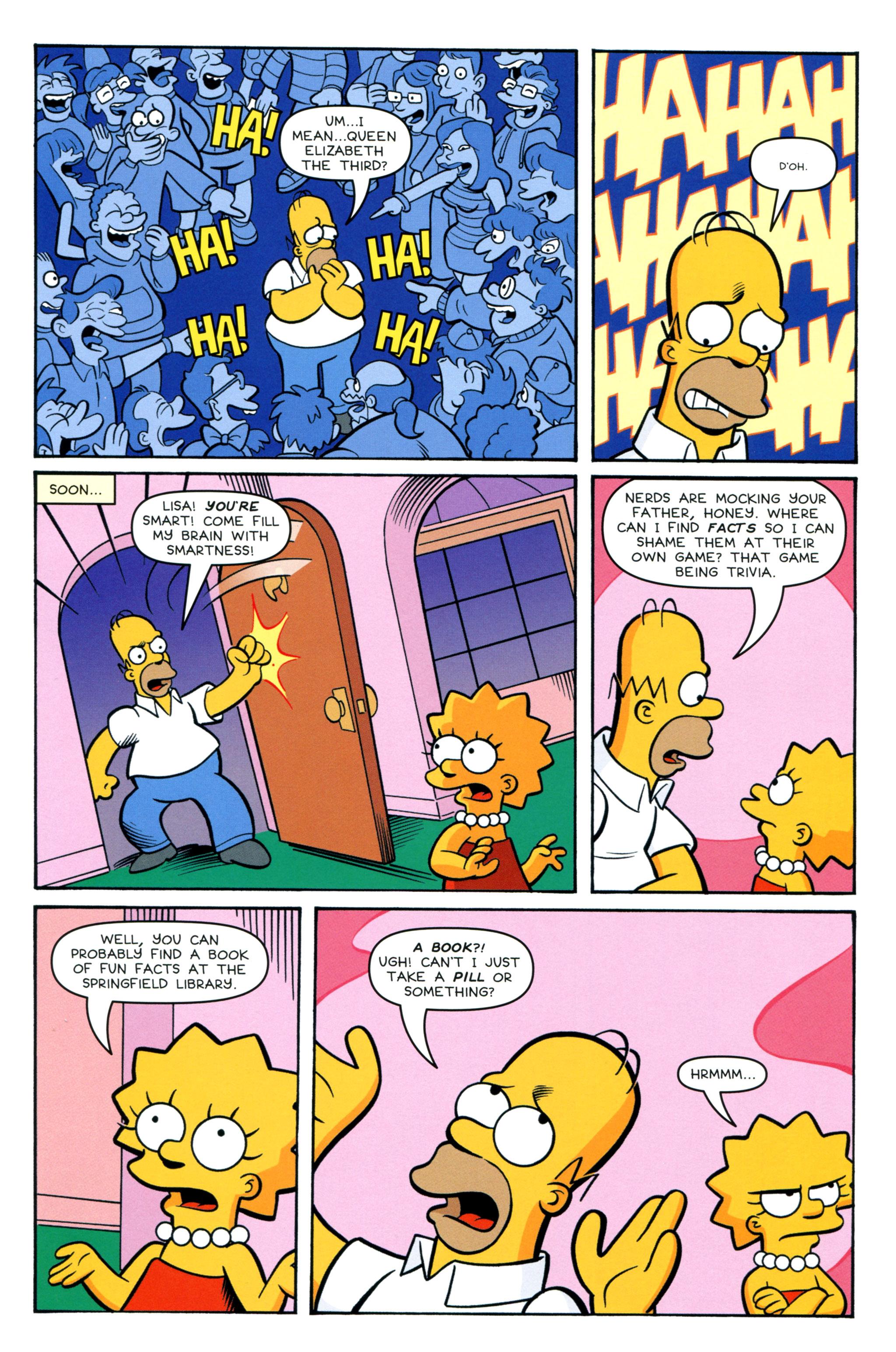 Read online Simpsons Comics comic -  Issue #212 - 7