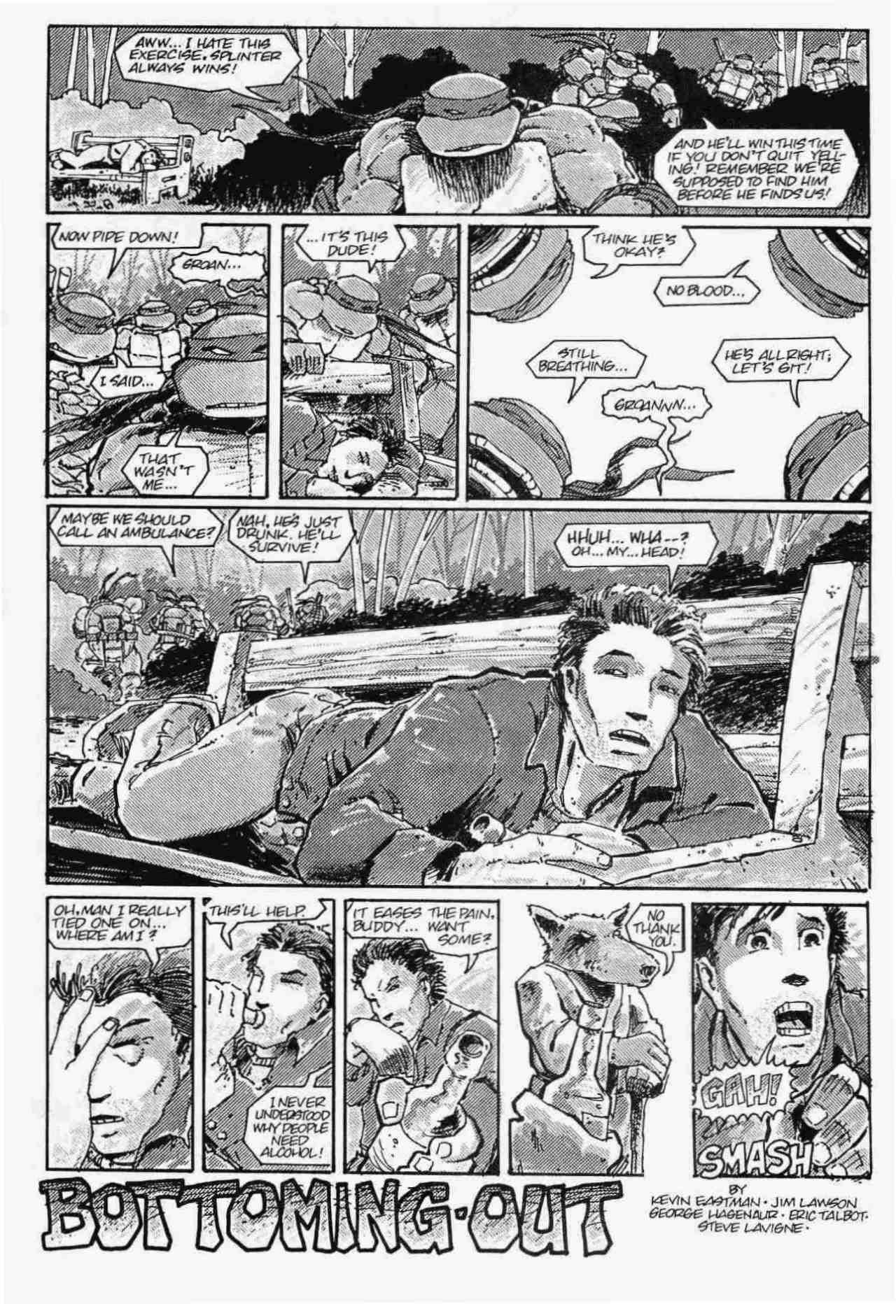 Read online Shell Shock comic -  Issue # Full - 6