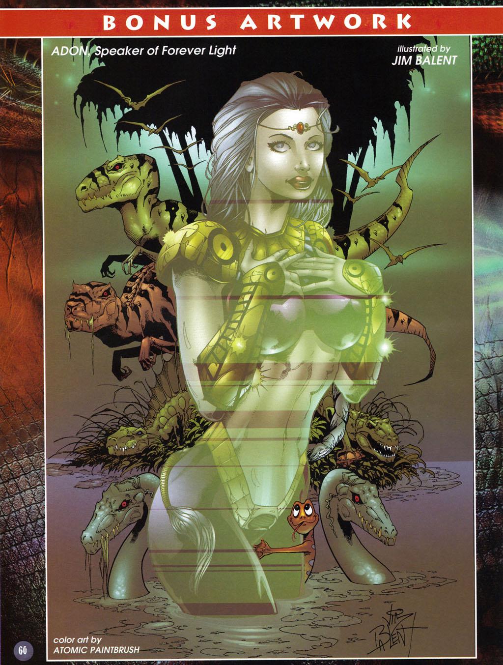 Read online Turok 2: Adon's Curse comic -  Issue # Full - 42