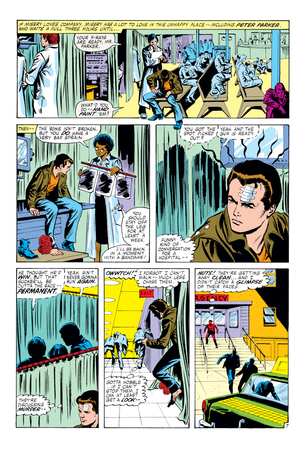 The Amazing Spider-Man (1963) 216 Page 7