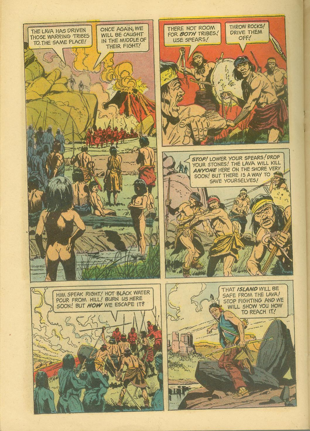 Read online Turok, Son of Stone comic -  Issue #30 - 26