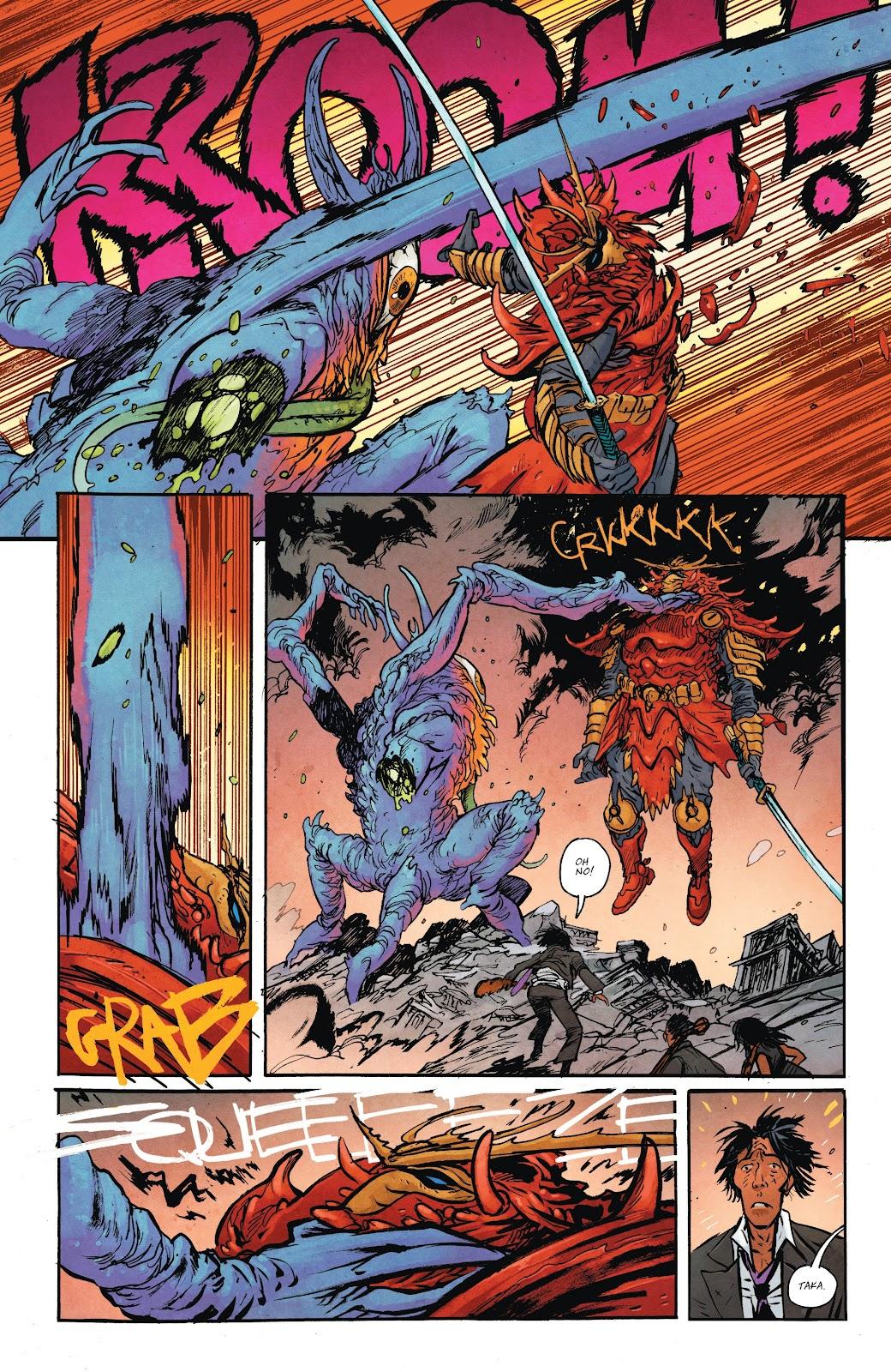 Read online Murder Falcon comic -  Issue #7 - 20