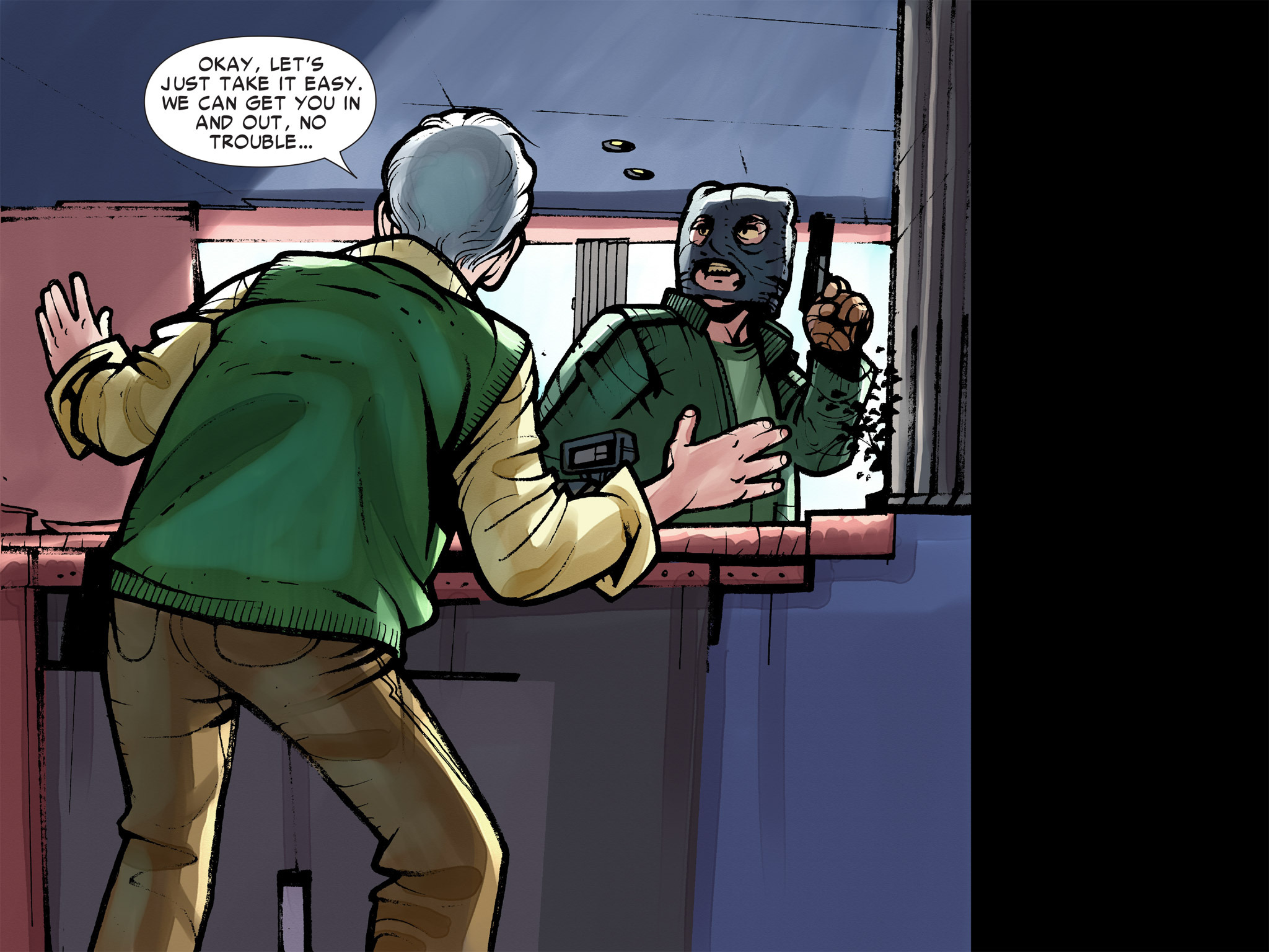 Read online Amazing Spider-Man: Who Am I? comic -  Issue # Full (Part 2) - 58
