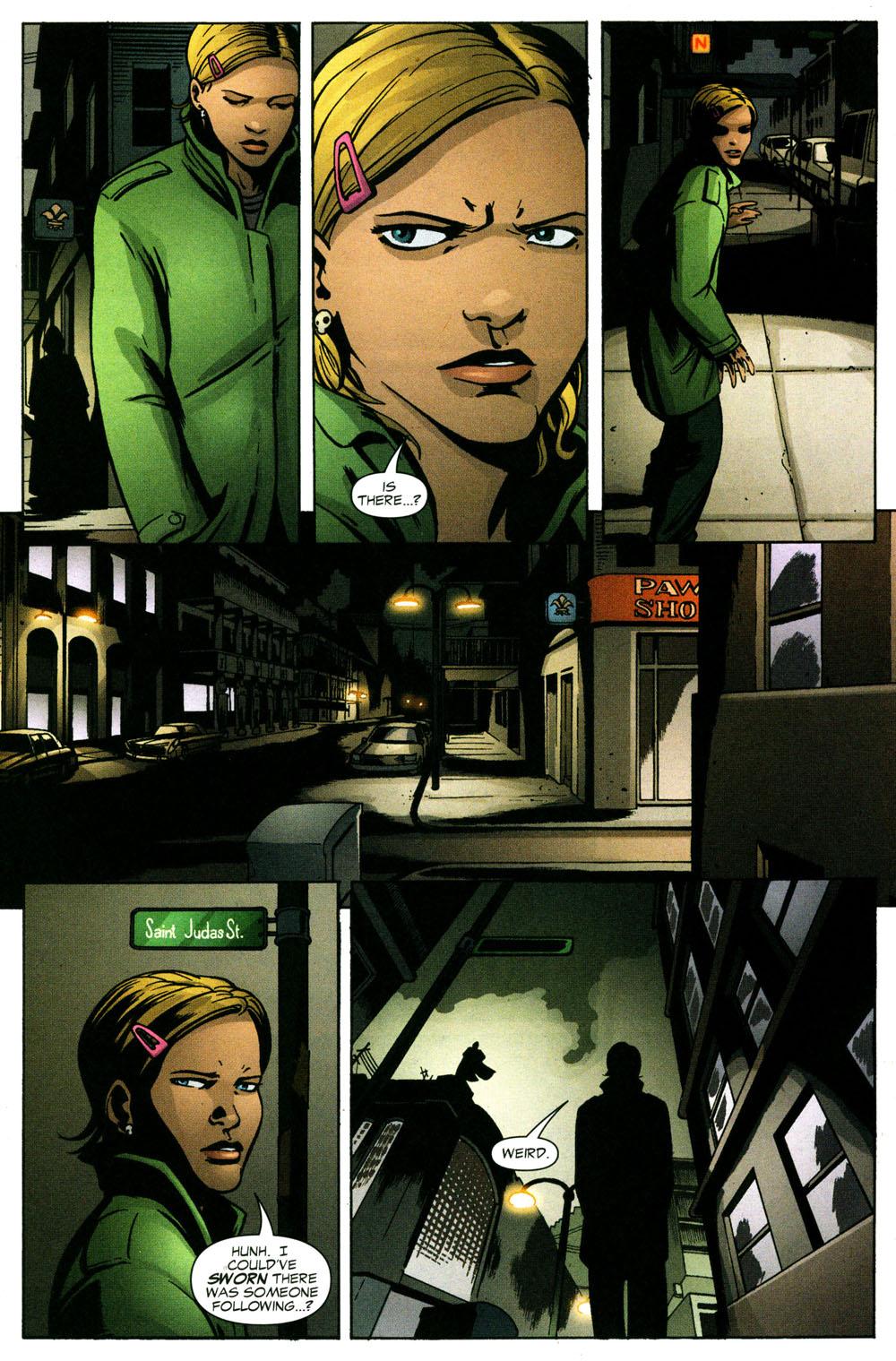 Read online Fallen Angel (2003) comic -  Issue #3 - 14