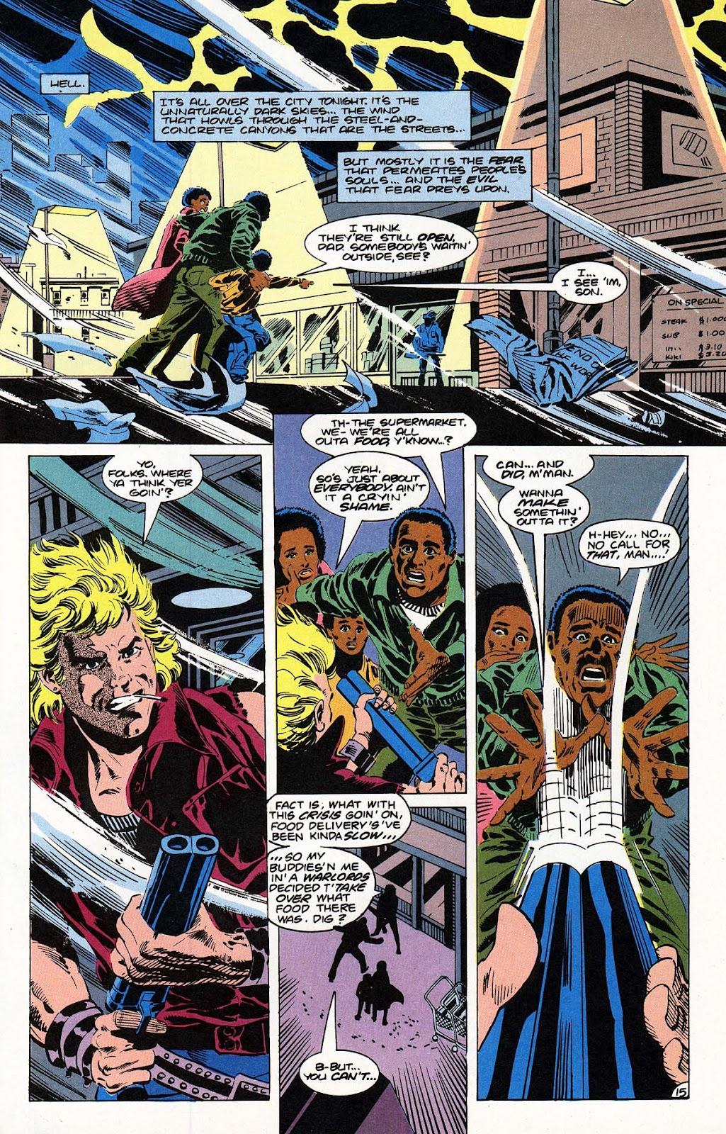 Vigilante (1983) issue 22 - Page 16