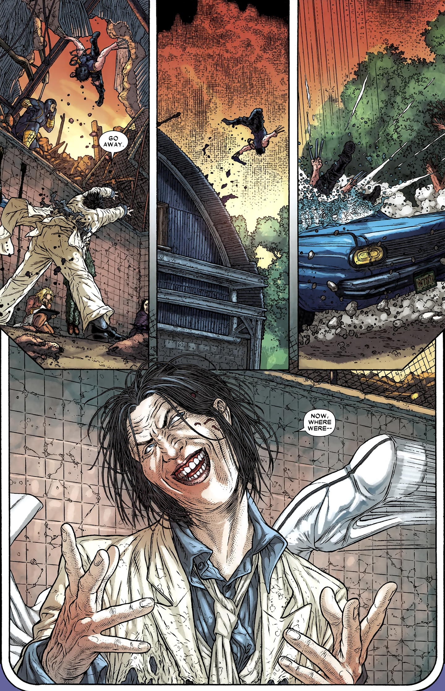Read online Wolverine: The Best There Is comic -  Issue #12 - 10