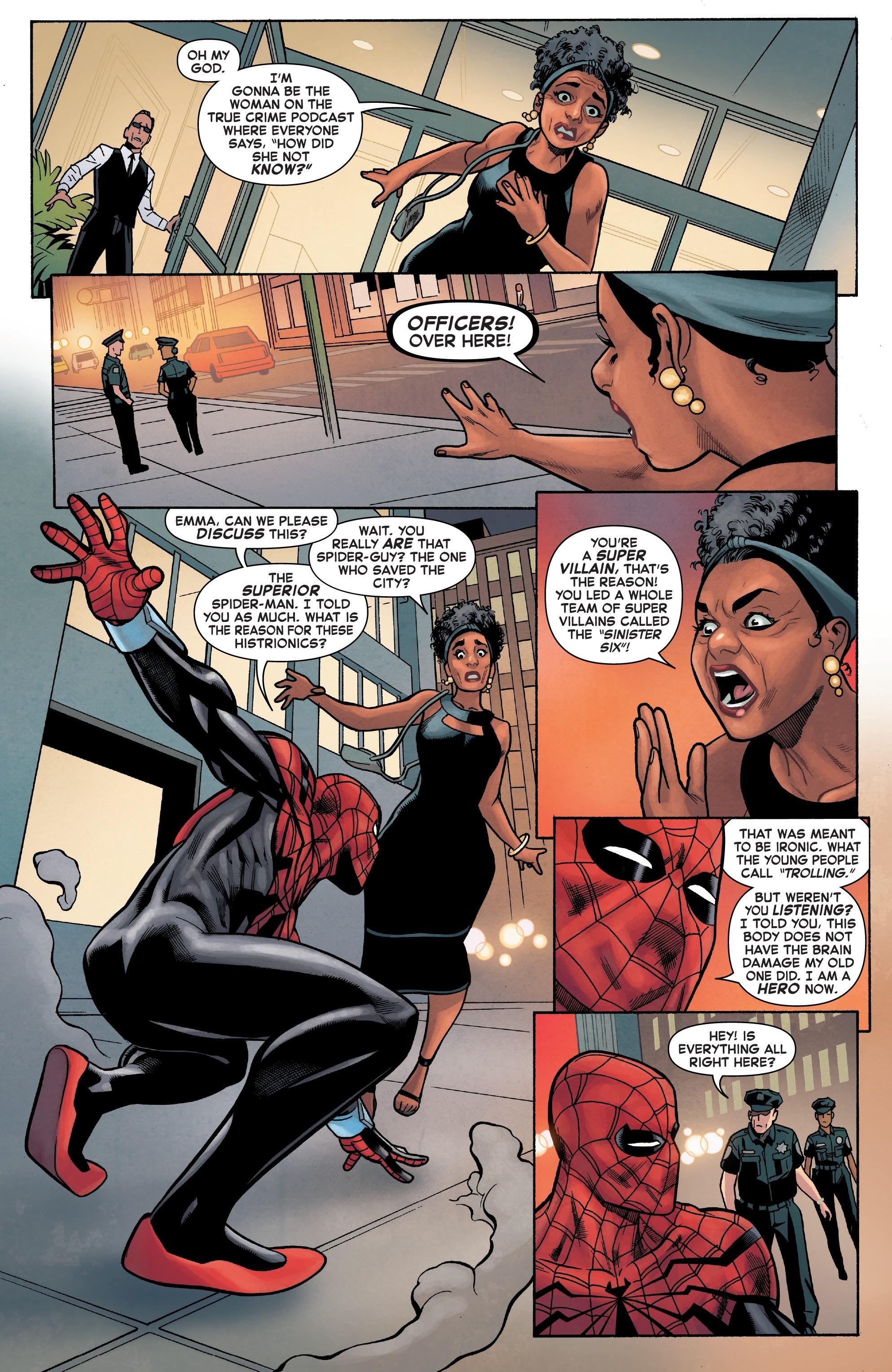 Superior Spider-Man (2019) issue 5 - Page 8