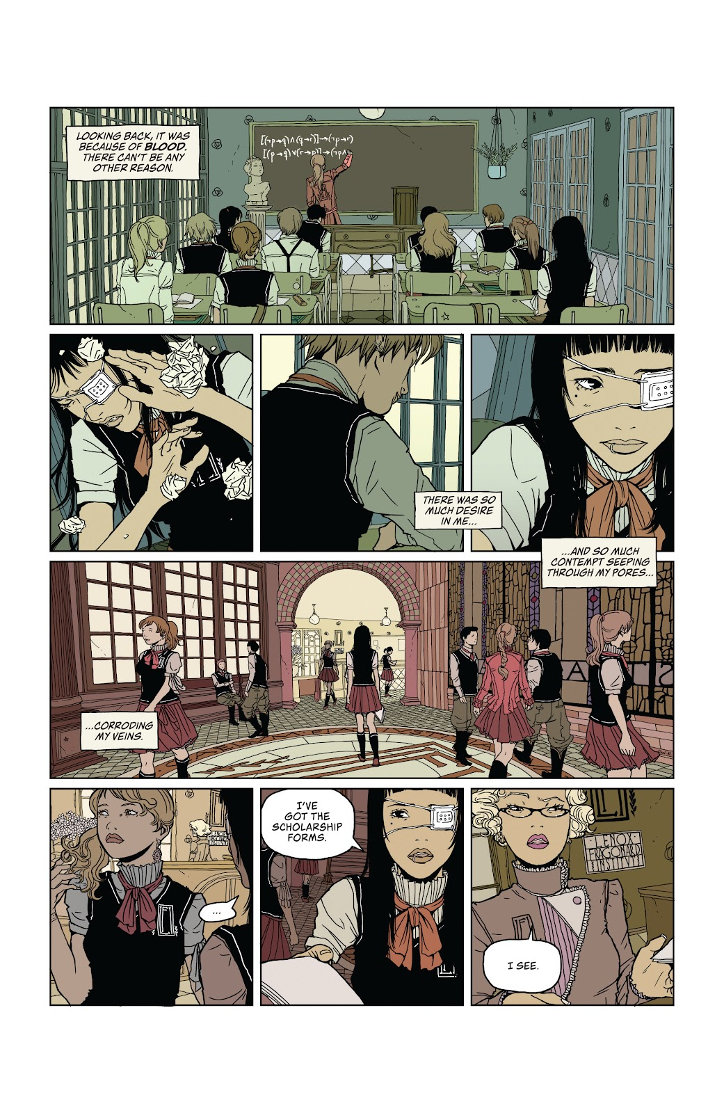 Read online Heartbeat comic -  Issue #1 - 16