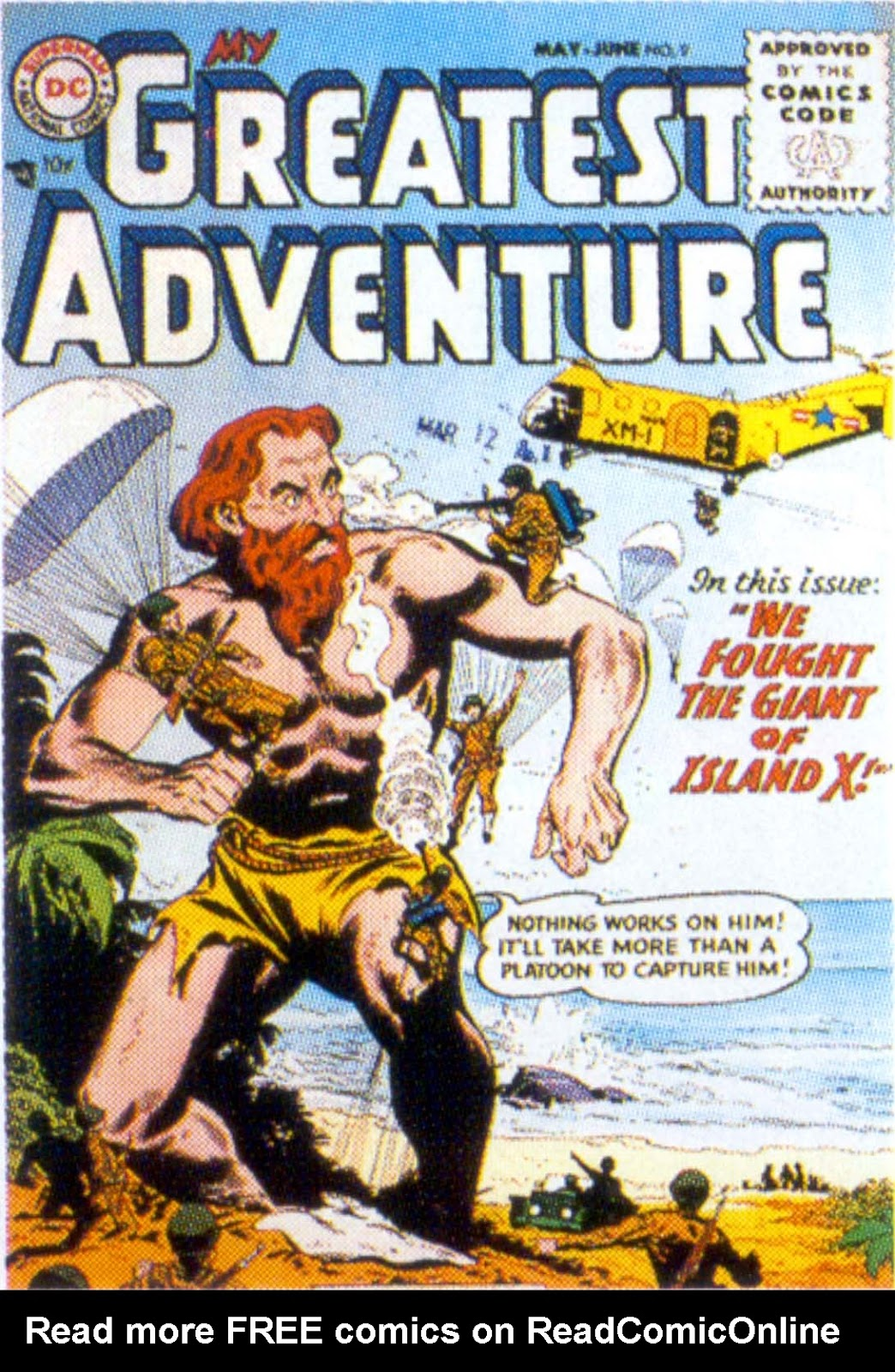 My Greatest Adventure (1955) issue 9 - Page 1
