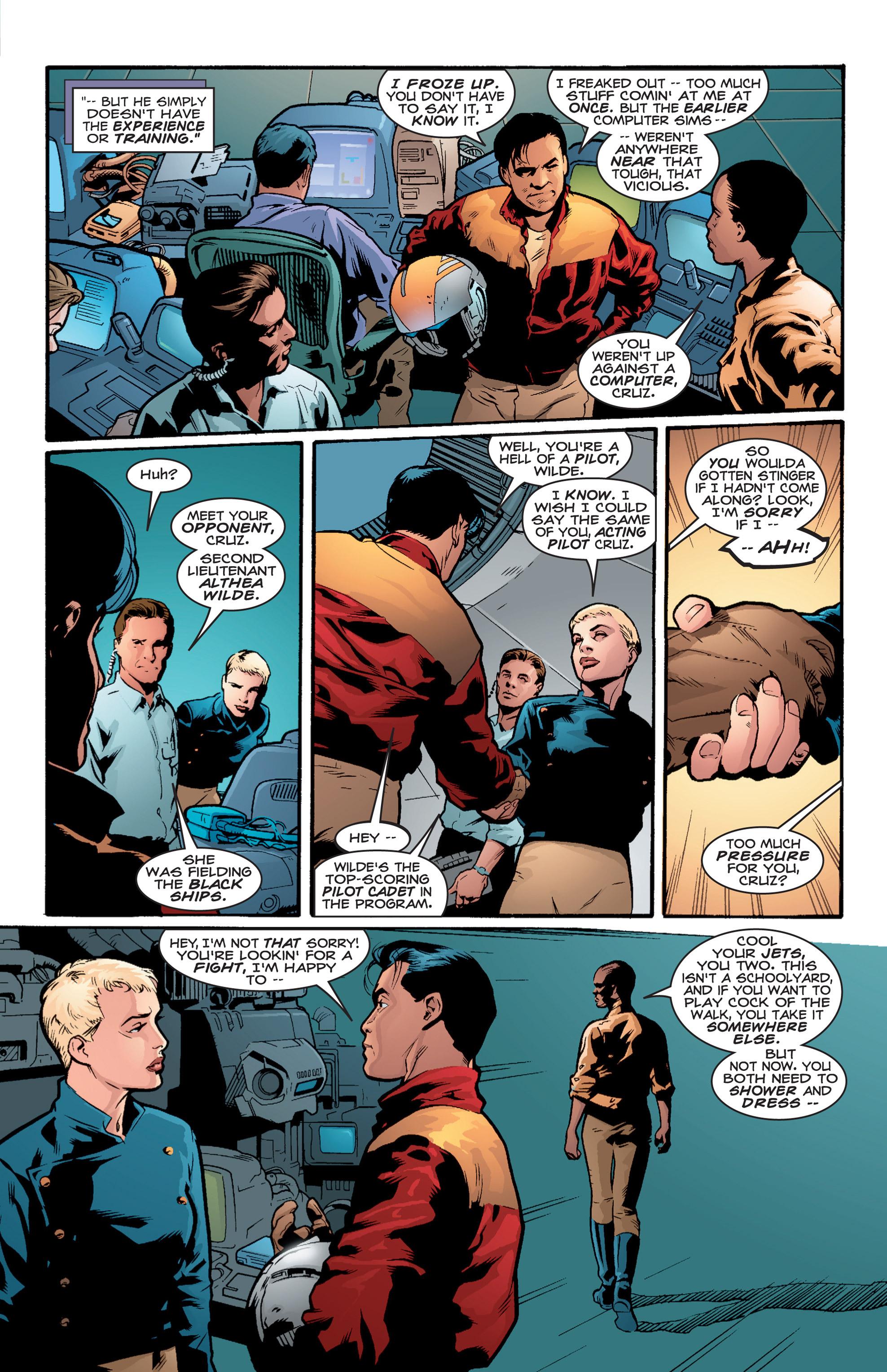 Read online Shockrockets comic -  Issue # TPB - 36