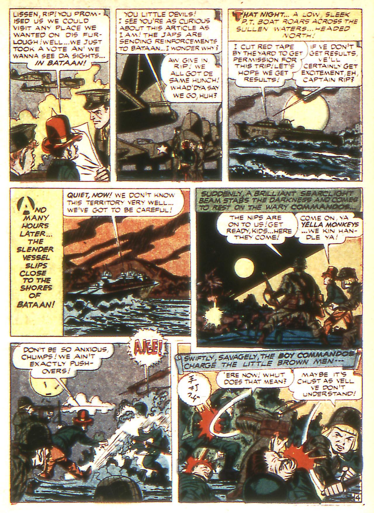 Read online Detective Comics (1937) comic -  Issue #81 - 49