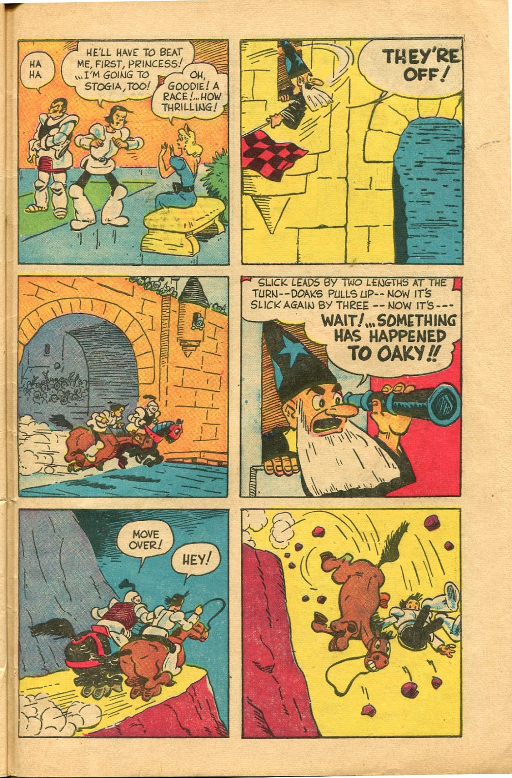 Read online Famous Funnies comic -  Issue #147 - 47