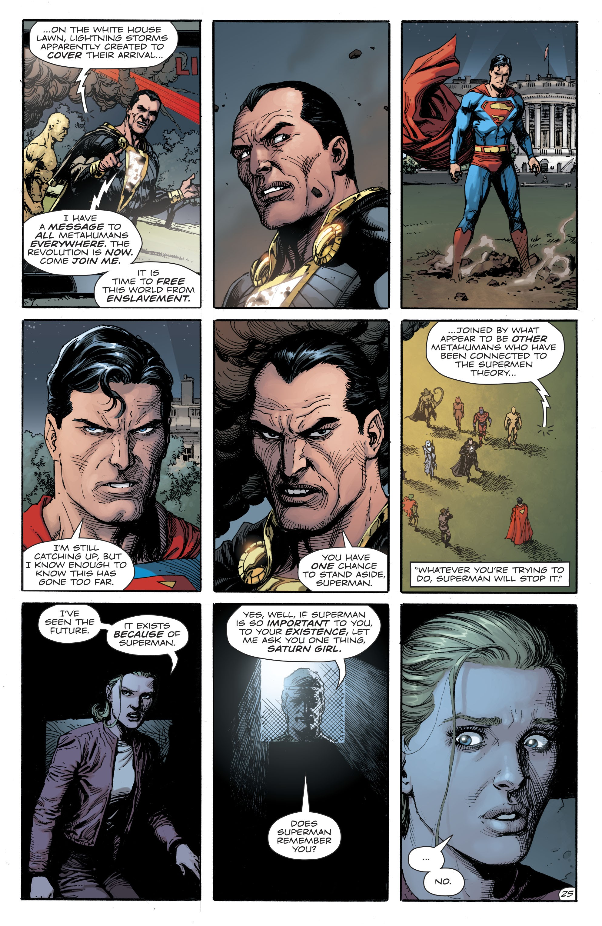 Doomsday Clock 11 Read Doomsday Clock Issue 11 Page 27