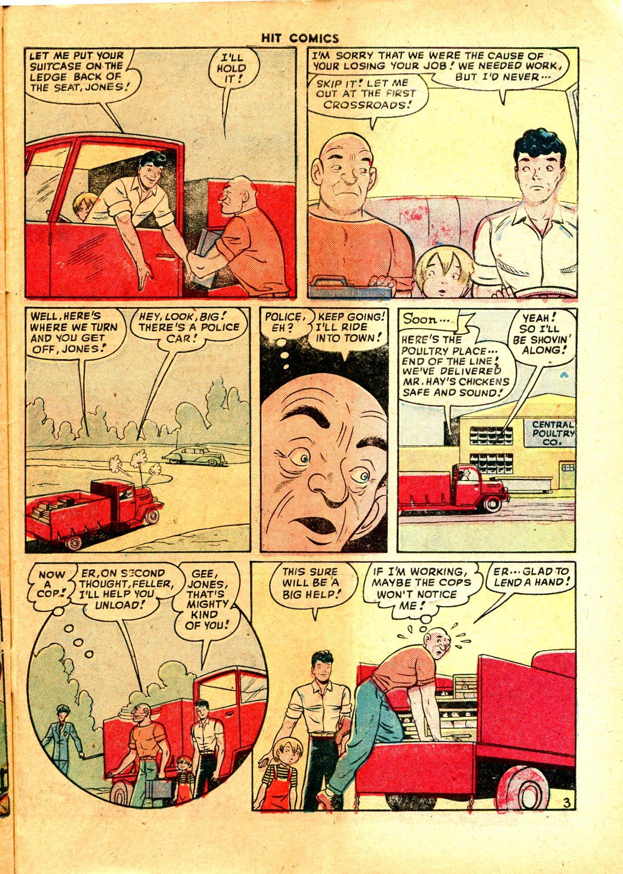Read online Hit Comics comic -  Issue #57 - 47