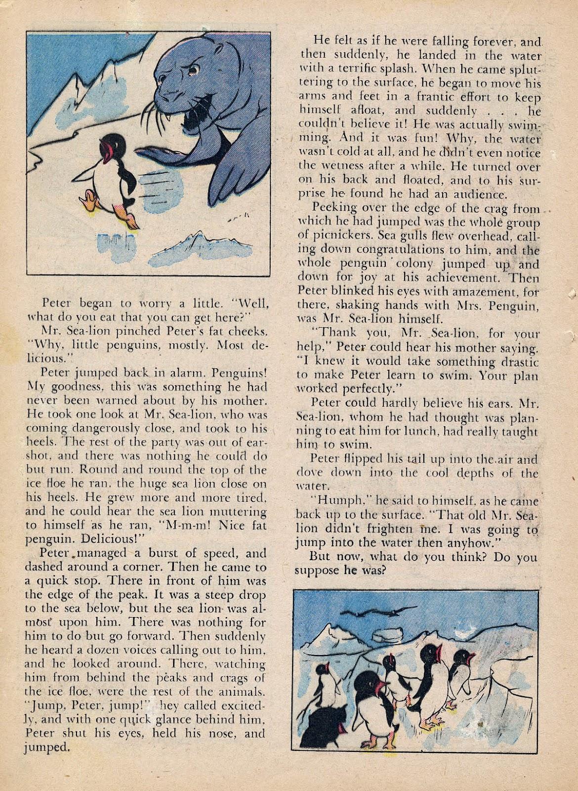 Read online Animal Comics comic -  Issue #7 - 28
