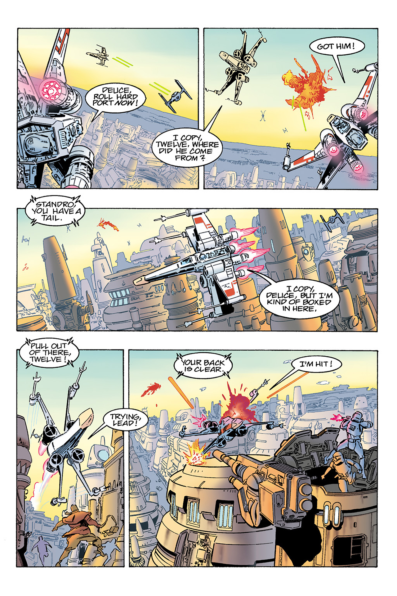 Read online Star Wars Omnibus comic -  Issue # Vol. 3 - 74