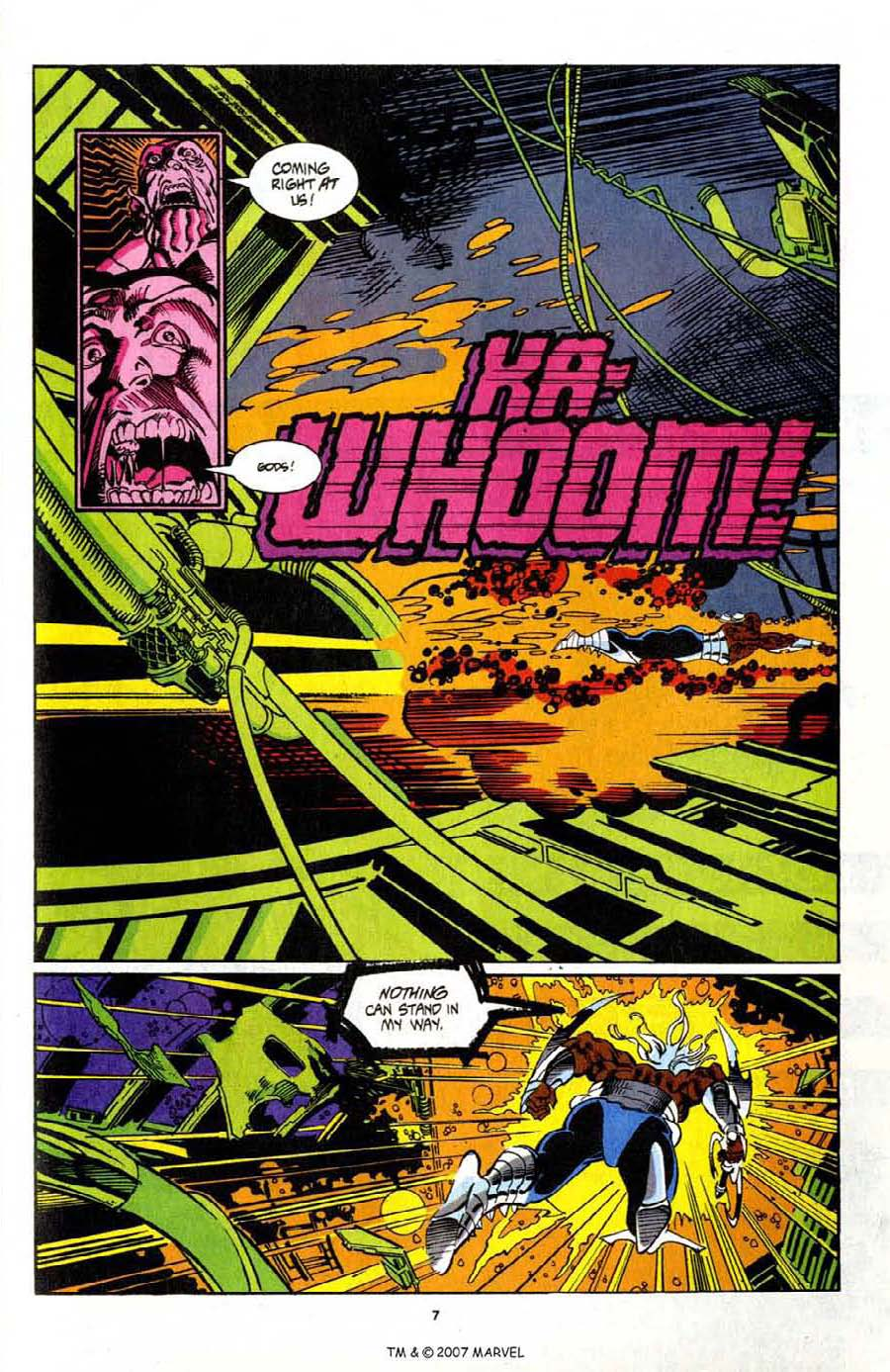 Read online Silver Surfer (1987) comic -  Issue # _Annual 7 - 9
