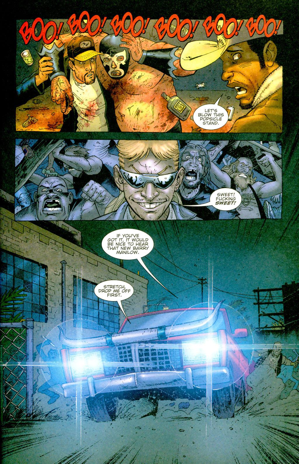 Read online The Exterminators comic -  Issue #7 - 24