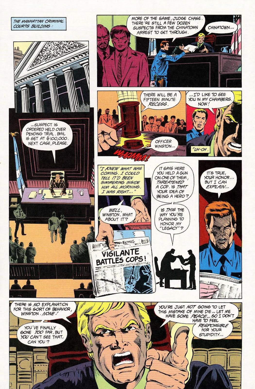 Vigilante (1983) issue 32 - Page 11