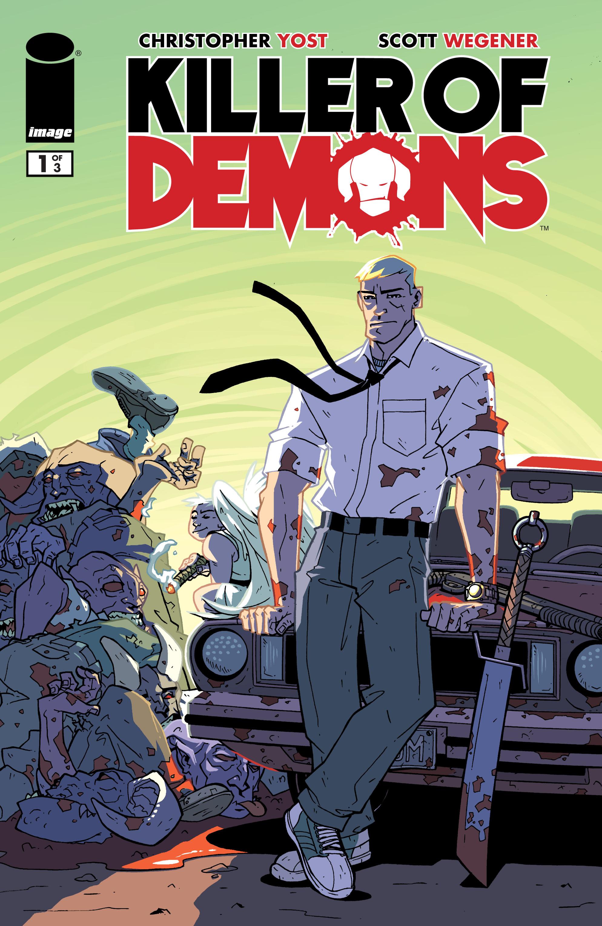 Read online Killer Of Demons comic -  Issue #1 - 1