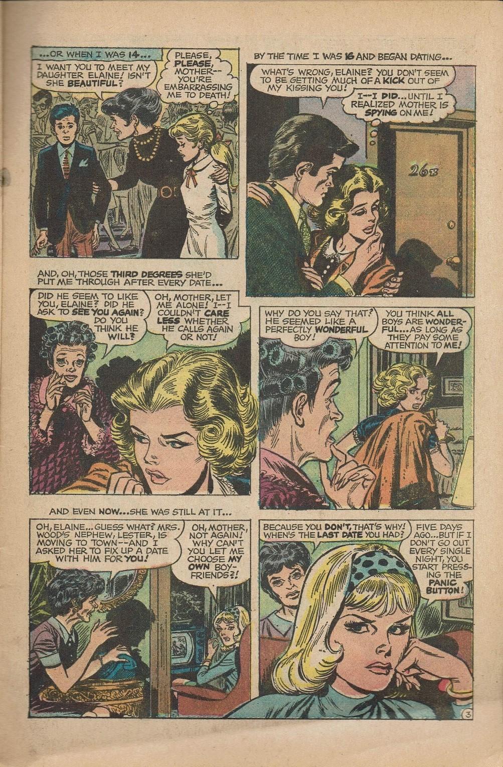 Read online Secret Hearts comic -  Issue #151 - 5
