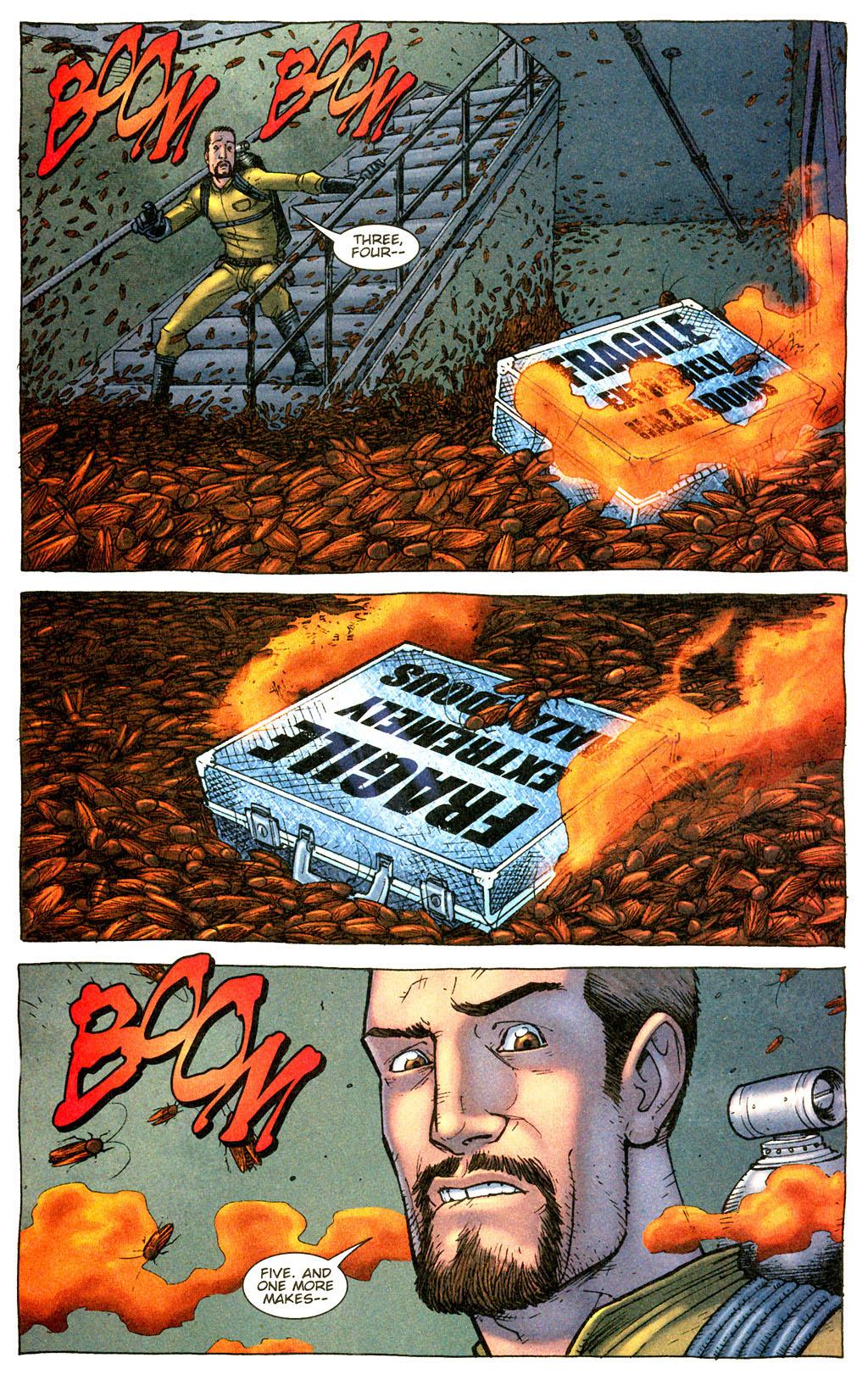 Read online The Exterminators comic -  Issue #5 - 18