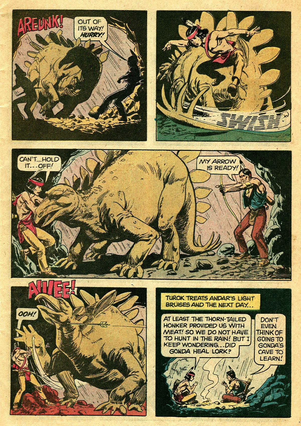 Read online Turok, Son of Stone comic -  Issue #127 - 7