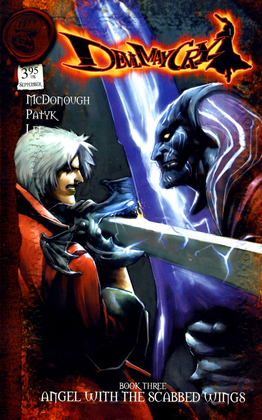 Devil May Cry issue 3 - Page 1
