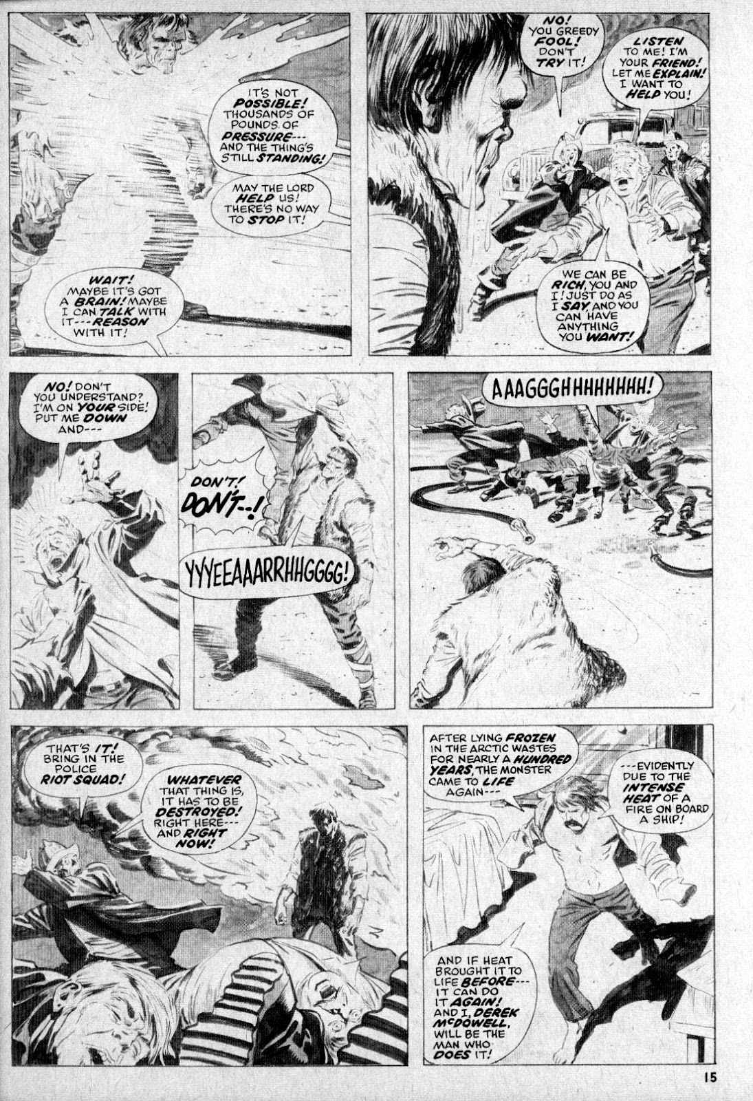 Monsters Unleashed (1973) issue 2 - Page 16