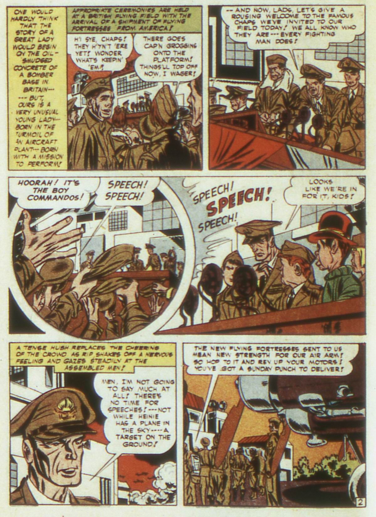 Read online Detective Comics (1937) comic -  Issue #82 - 48