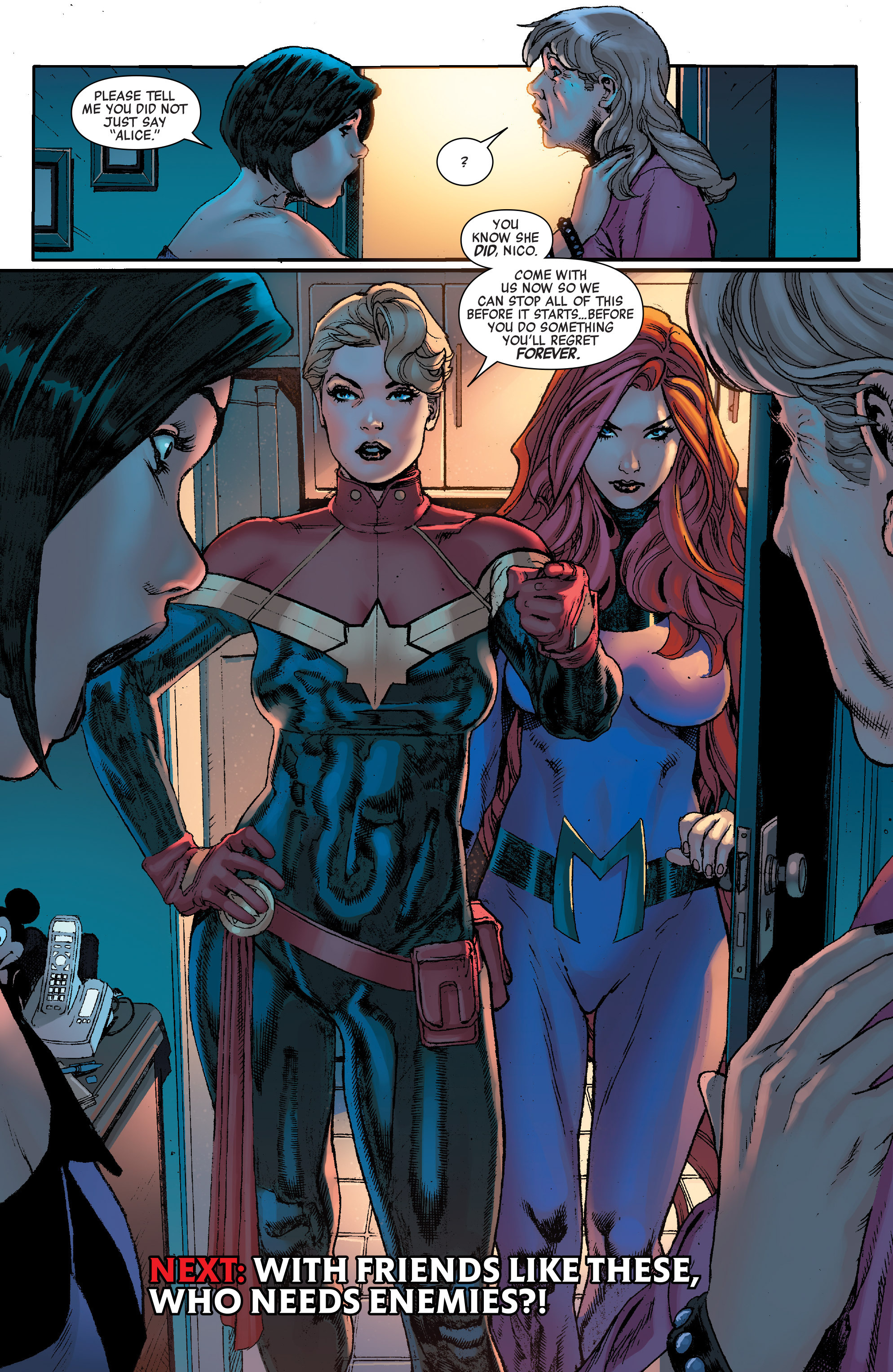 Read online A-Force (2016) comic -  Issue #8 - 20