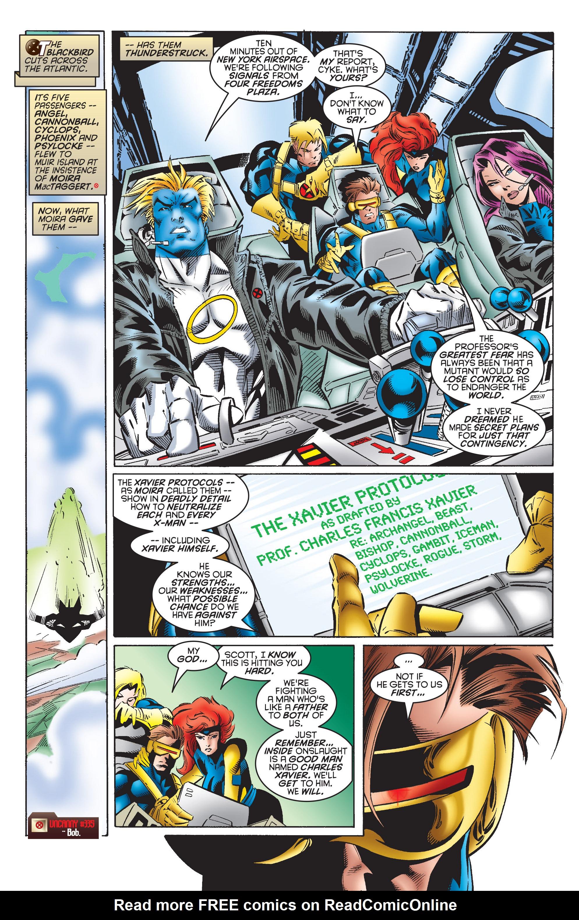 X-Men (1991) 55 Page 9