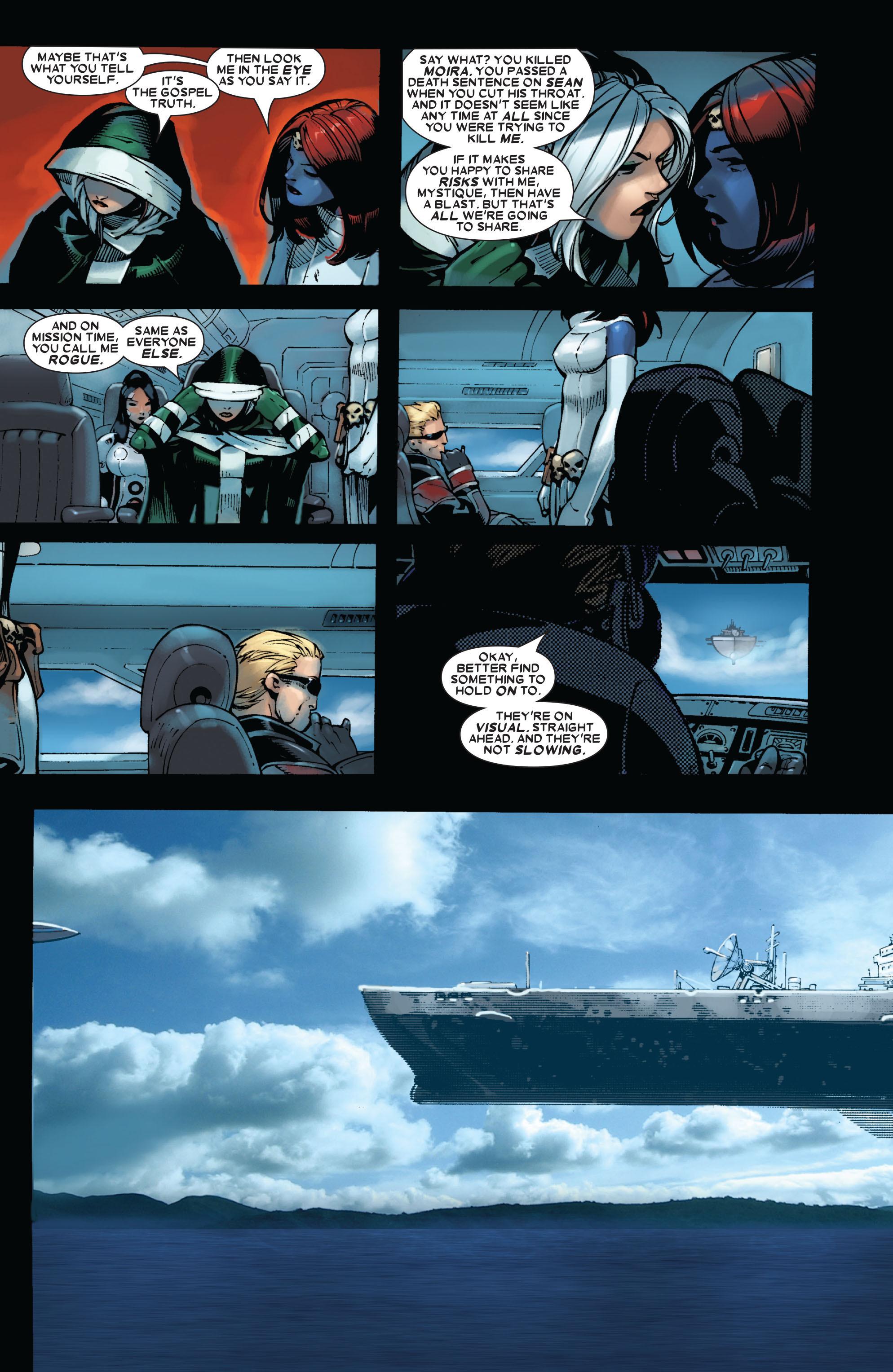 X-Men (1991) 192 Page 15