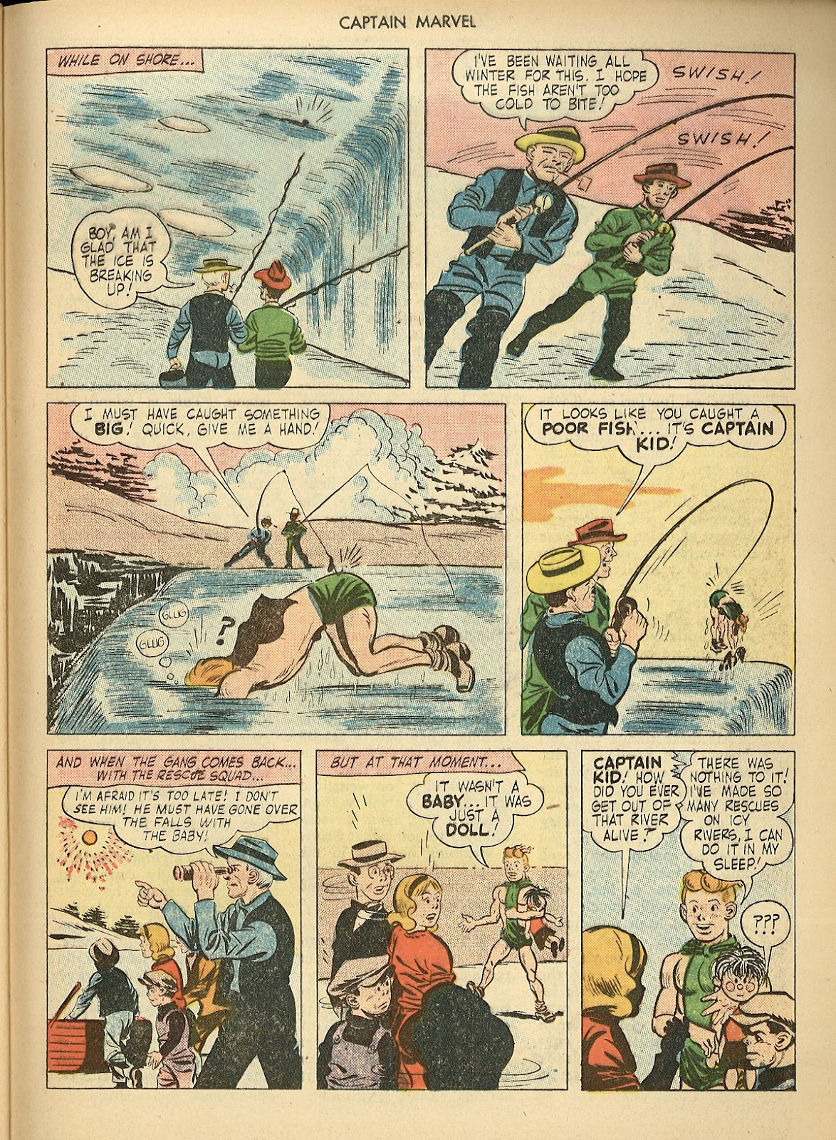 Captain Marvel Adventures issue 70 - Page 37