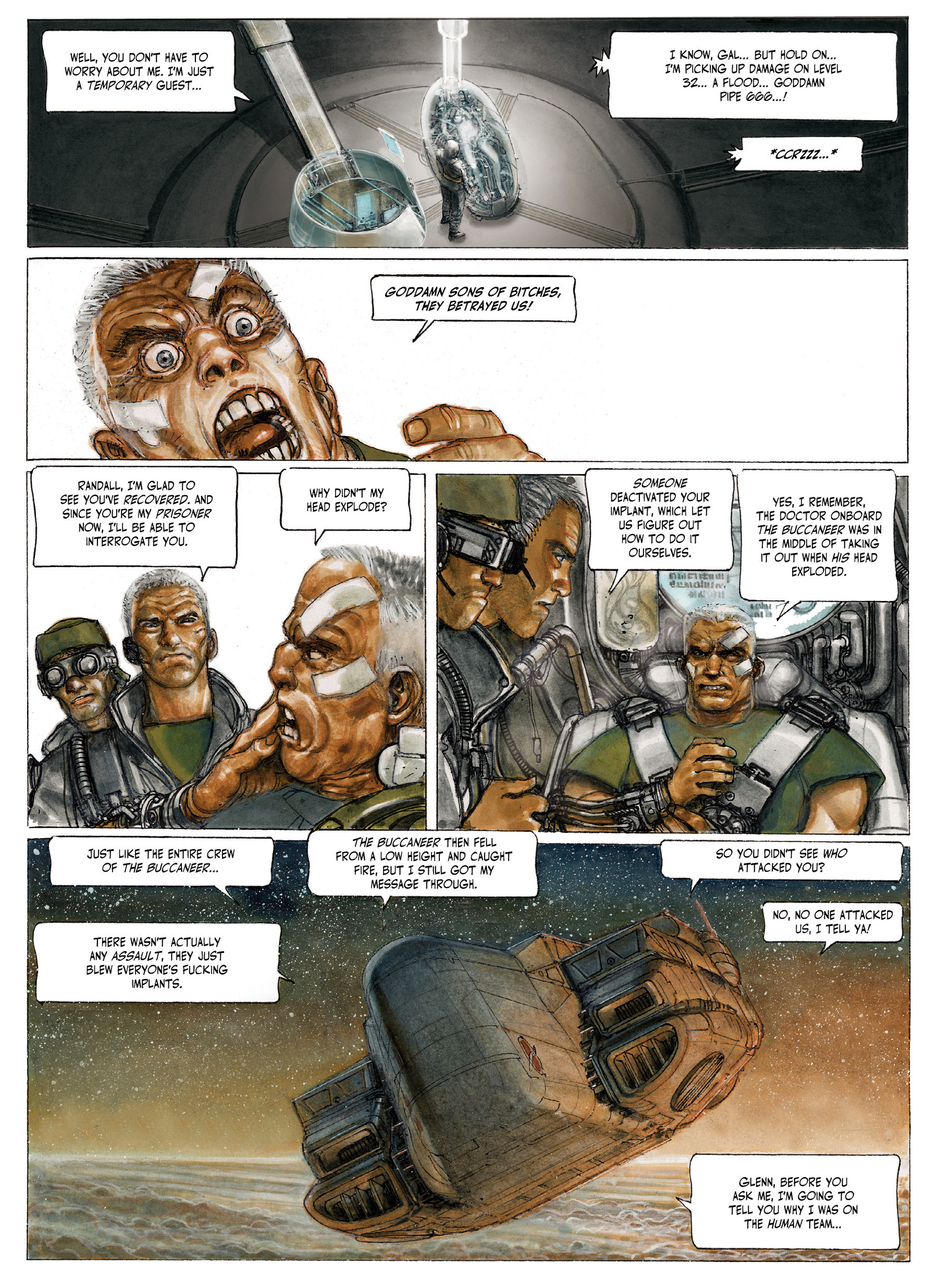 Read online The Fourth Power comic -  Issue #4 - 27