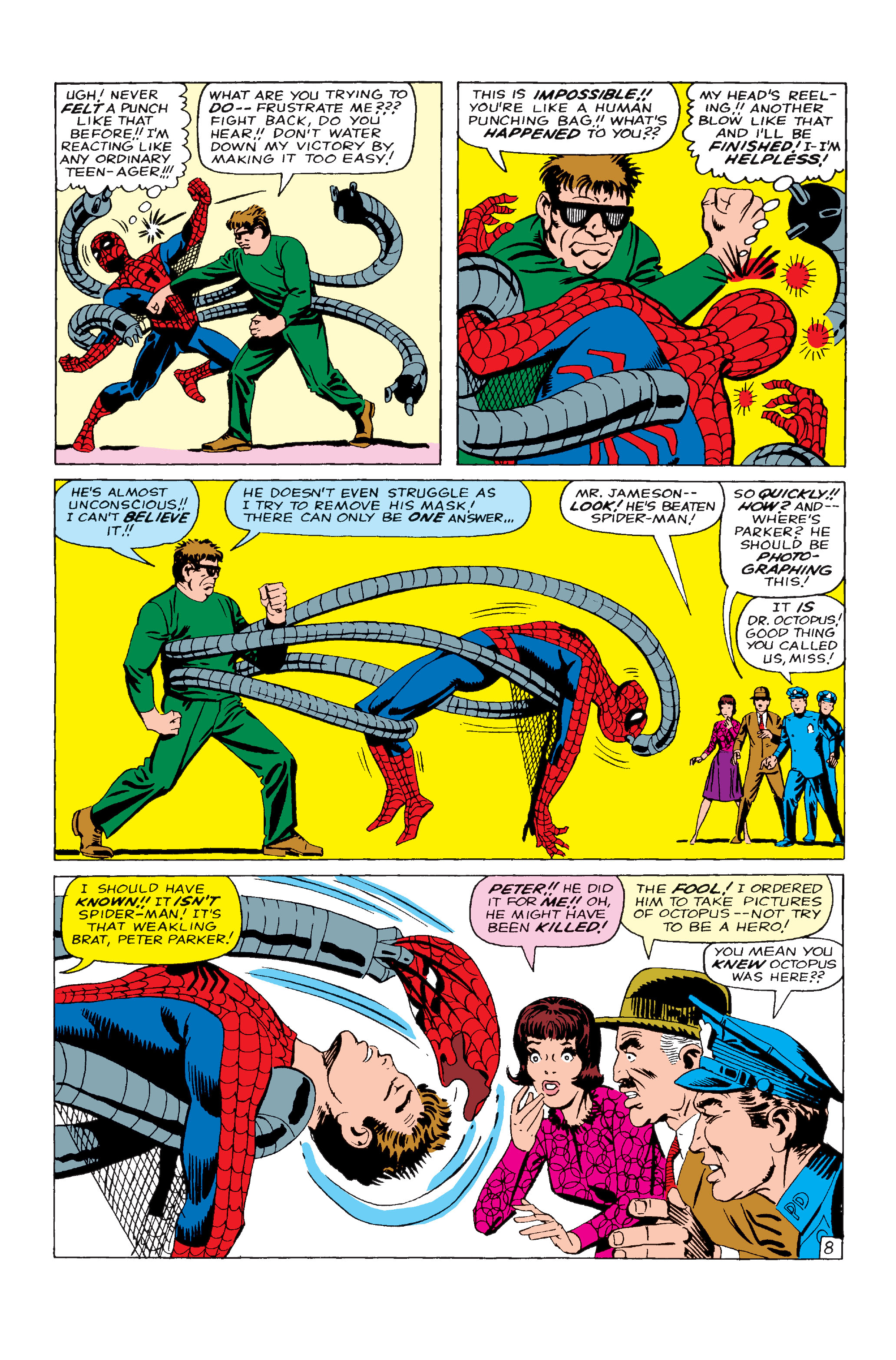 The Amazing Spider-Man (1963) 12 Page 8