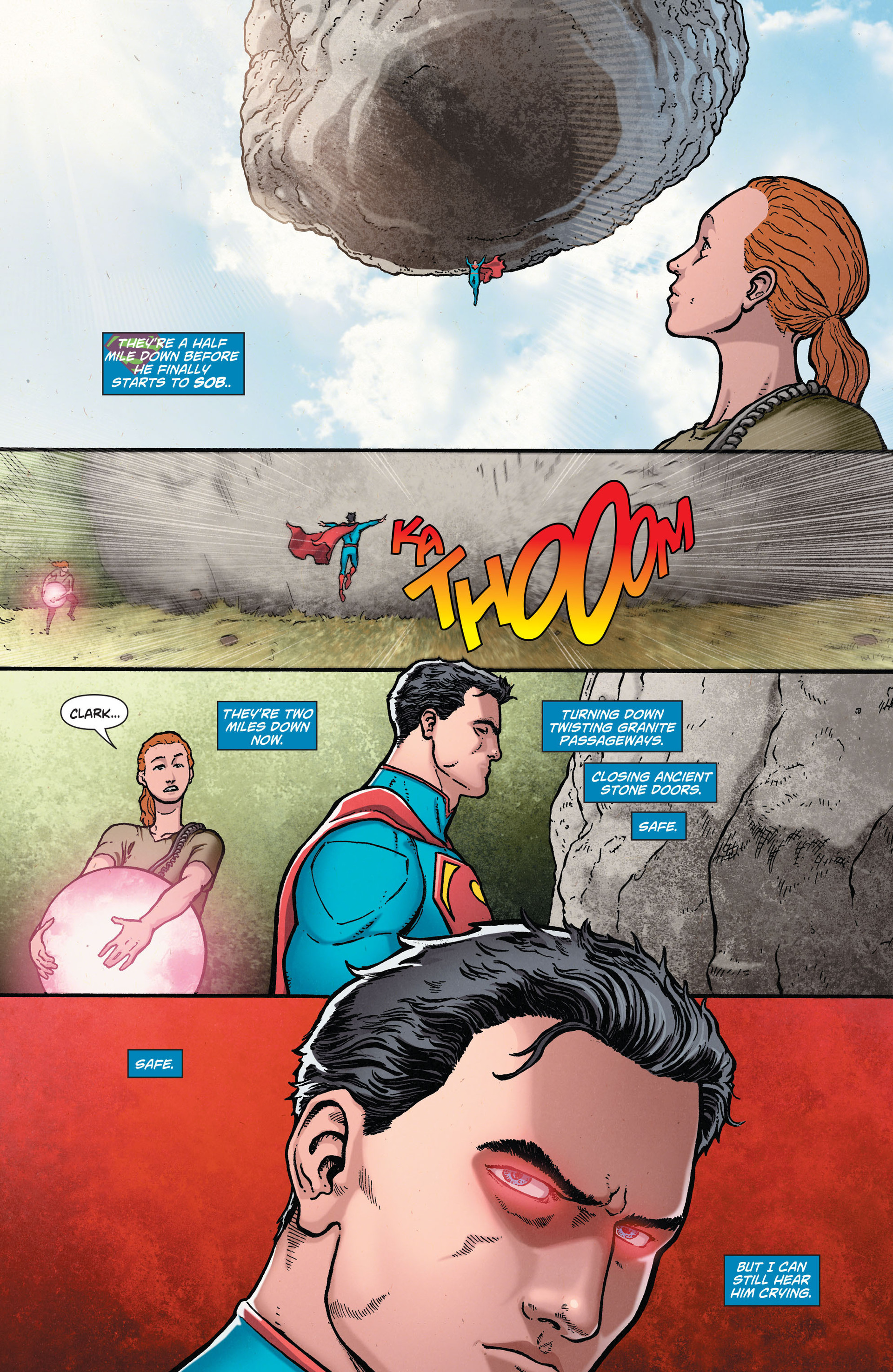 Read online Action Comics (2011) comic -  Issue #29 - 17