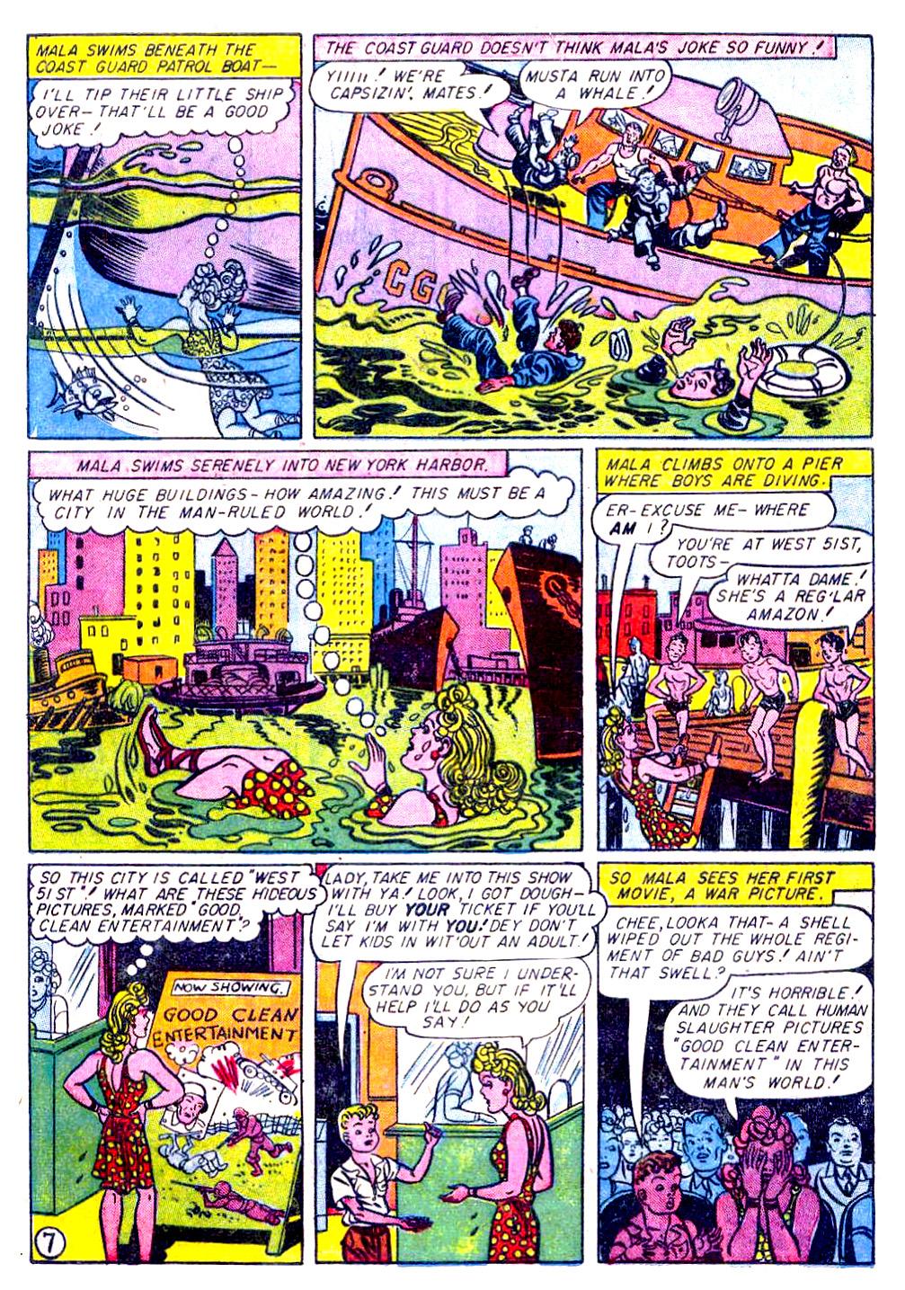 Read online Sensation (Mystery) Comics comic -  Issue #29 - 9