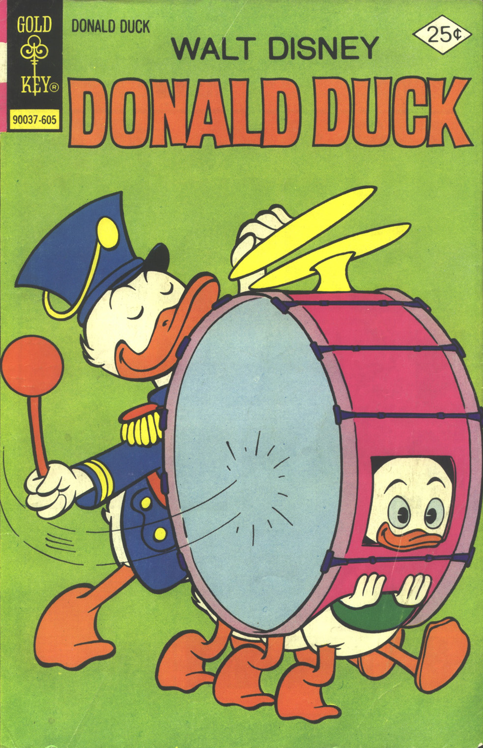 Donald Duck (1962) 171 Page 1
