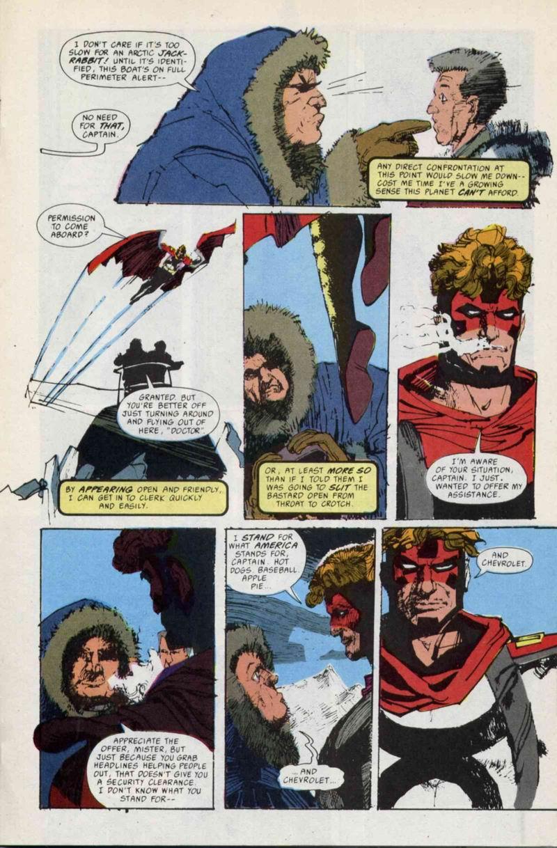 Read online Doctor Zero comic -  Issue #3 - 17