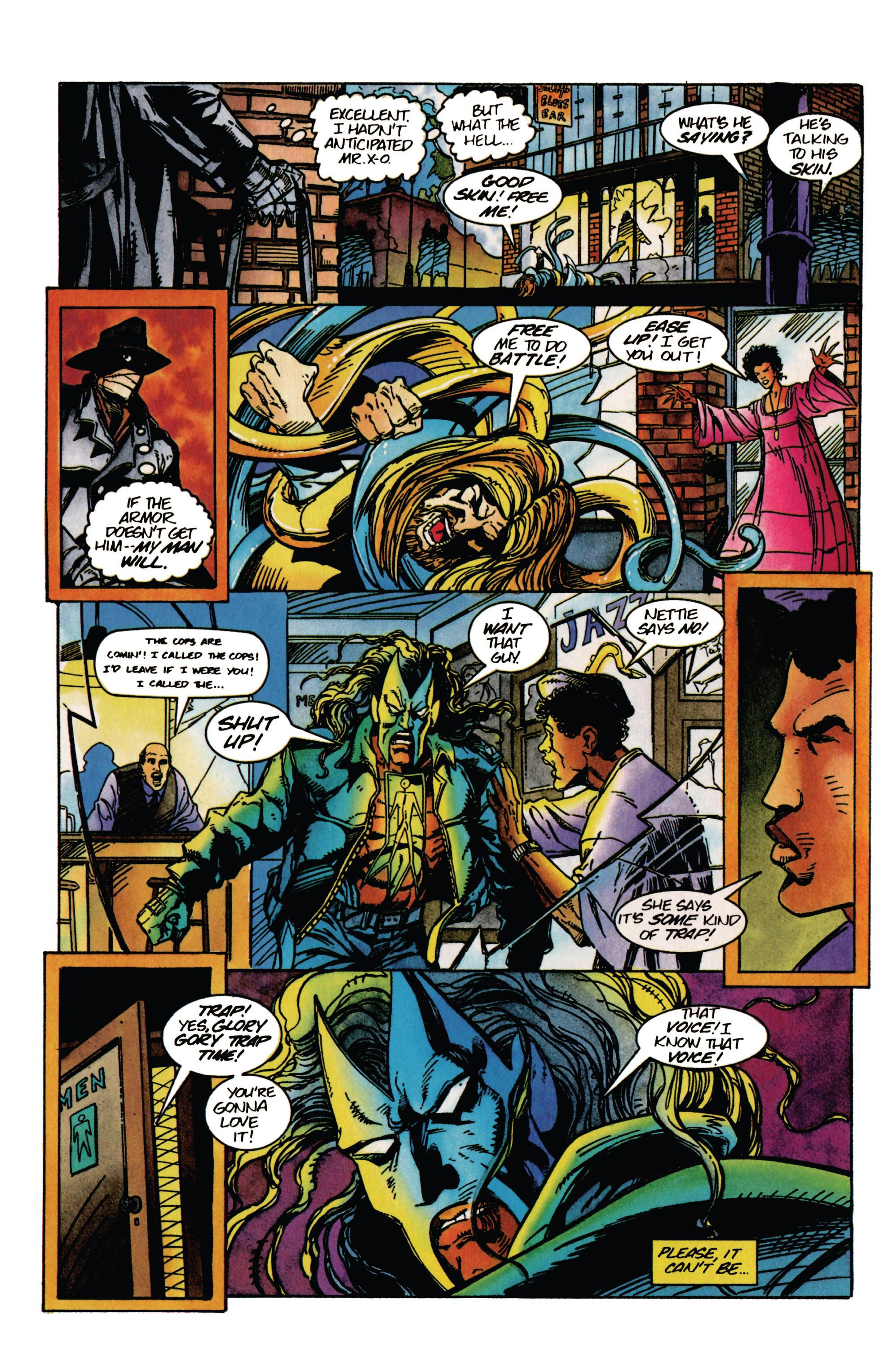 Read online Shadowman (1992) comic -  Issue #37 - 6