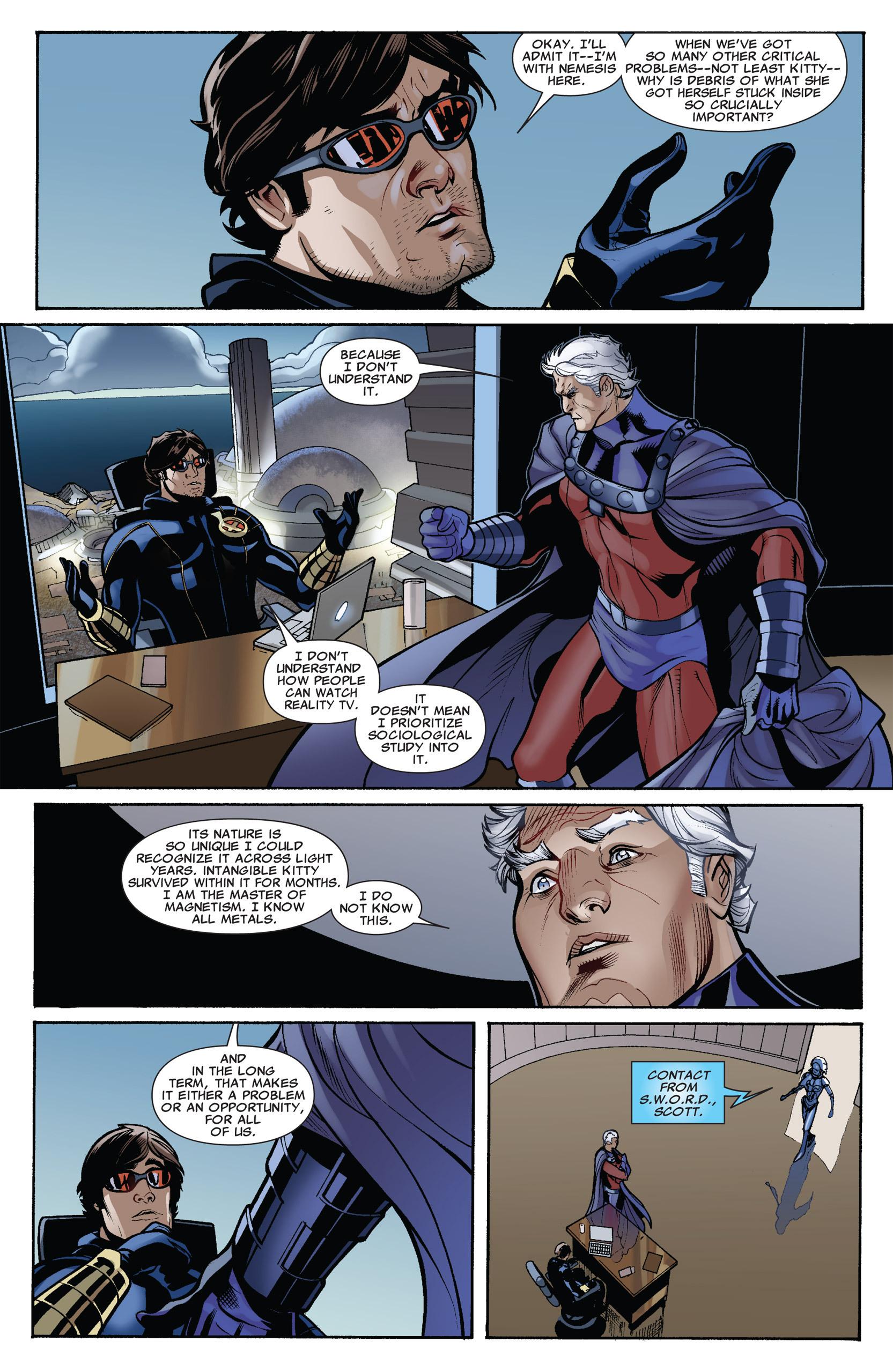 Read online Uncanny X-Men (1963) comic -  Issue #535 - 14