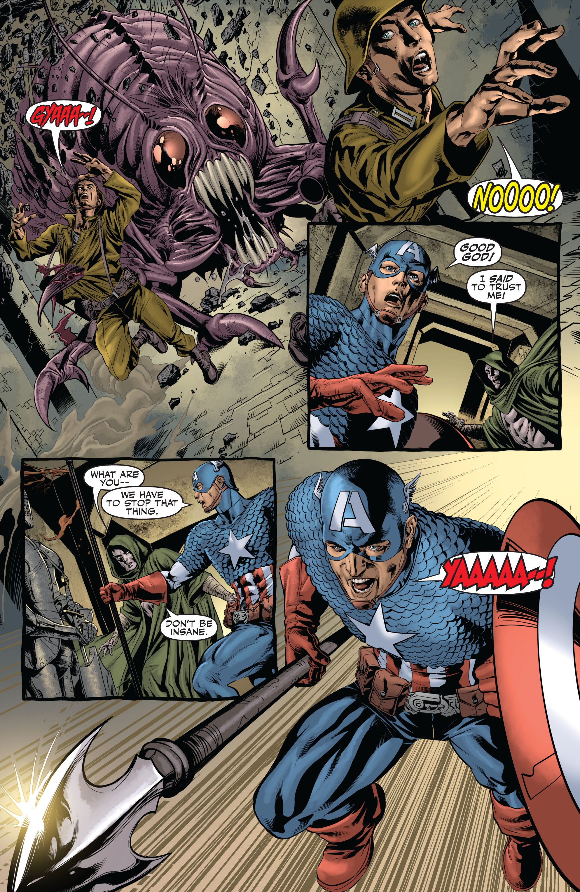 Read online Secret Avengers (2010) comic -  Issue #12 - 9