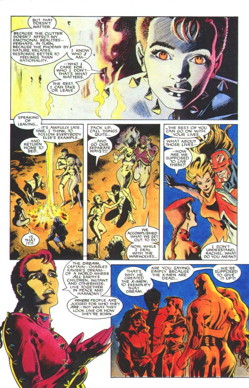 Read online Excalibur: The Sword is Drawn comic -  Issue # Full - 46
