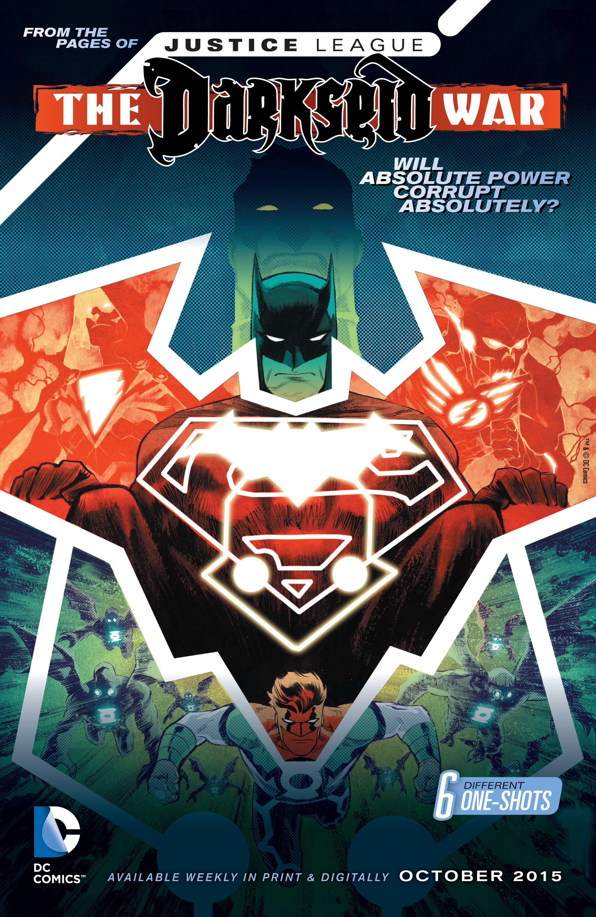 Read online Action Comics (2011) comic -  Issue #45 - 2